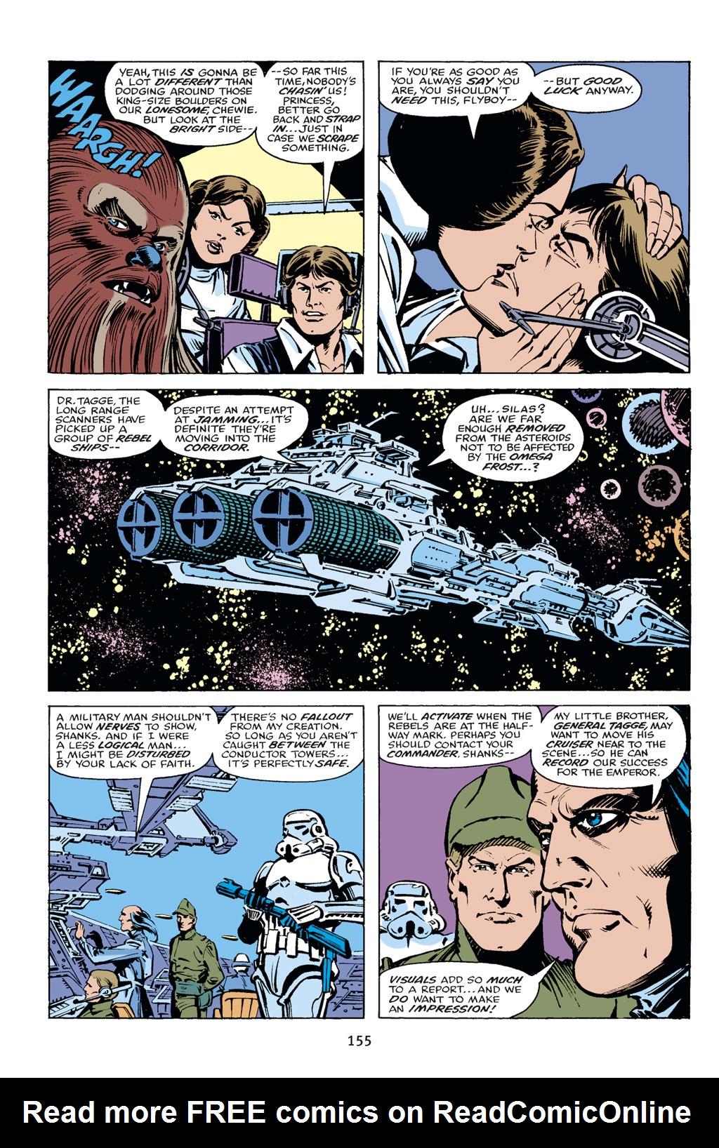 Read online Star Wars Omnibus comic -  Issue # Vol. 14 - 154