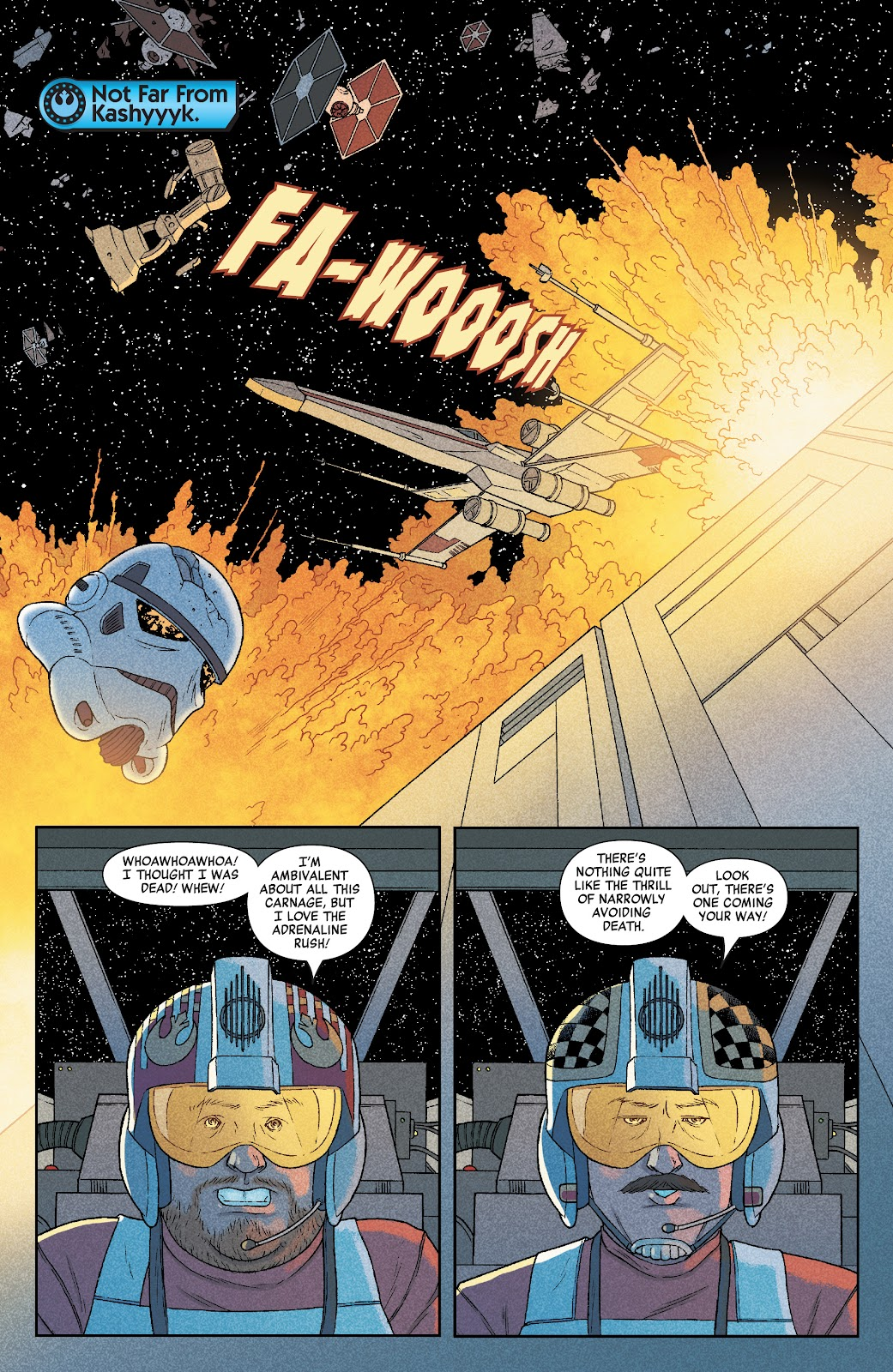 Read online Star Wars: Age of Rebellion - Heroes comic -  Issue # TPB - 105