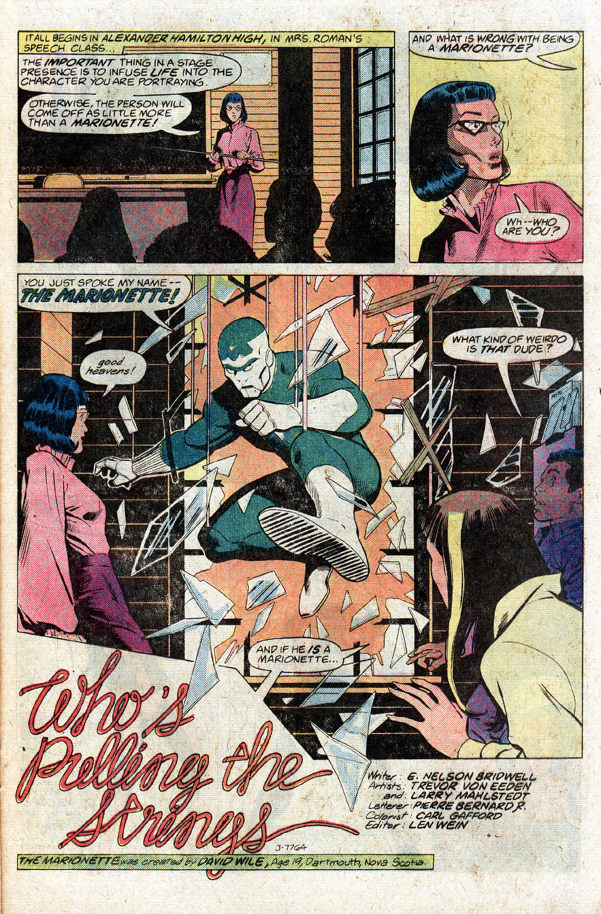 Read online Adventure Comics (1938) comic -  Issue #489 - 25