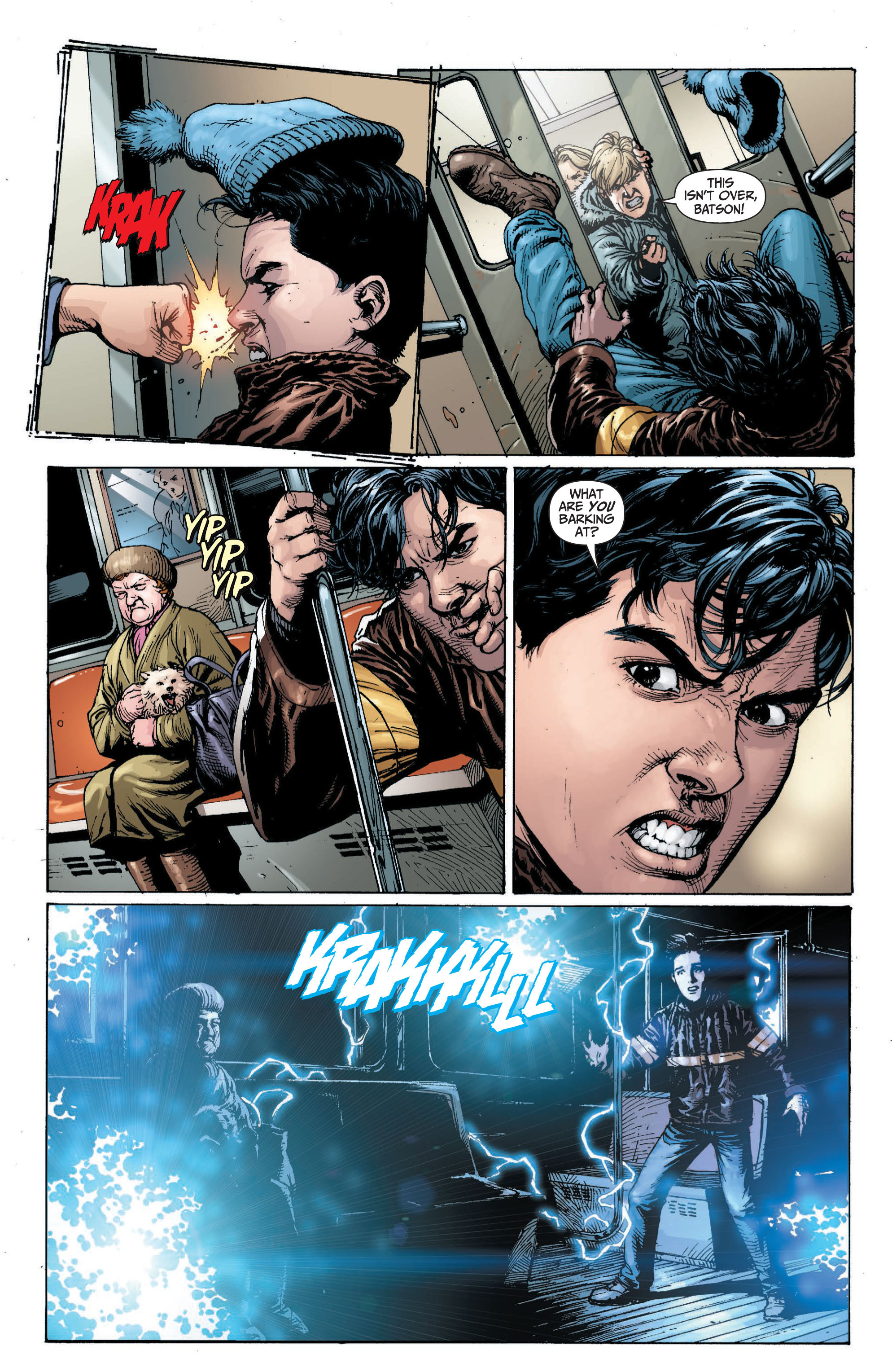Read online Shazam! (2013) comic -  Issue #1 - 61