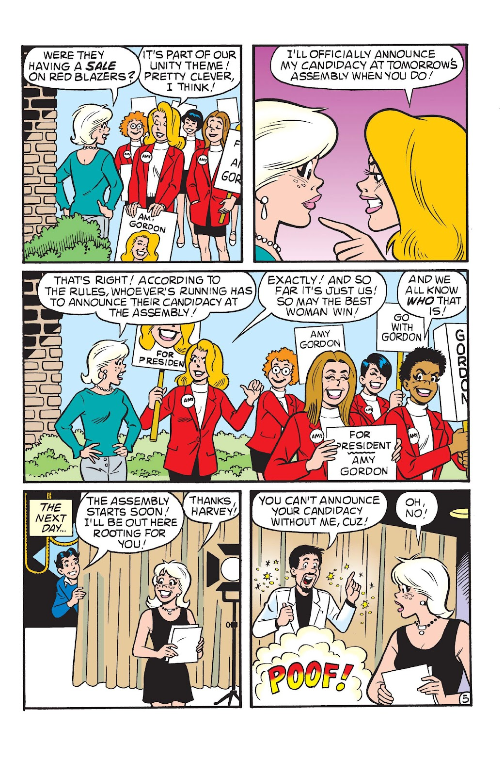 Sabrina the Teenage Witch (1997) Issue #22 #23 - English 6
