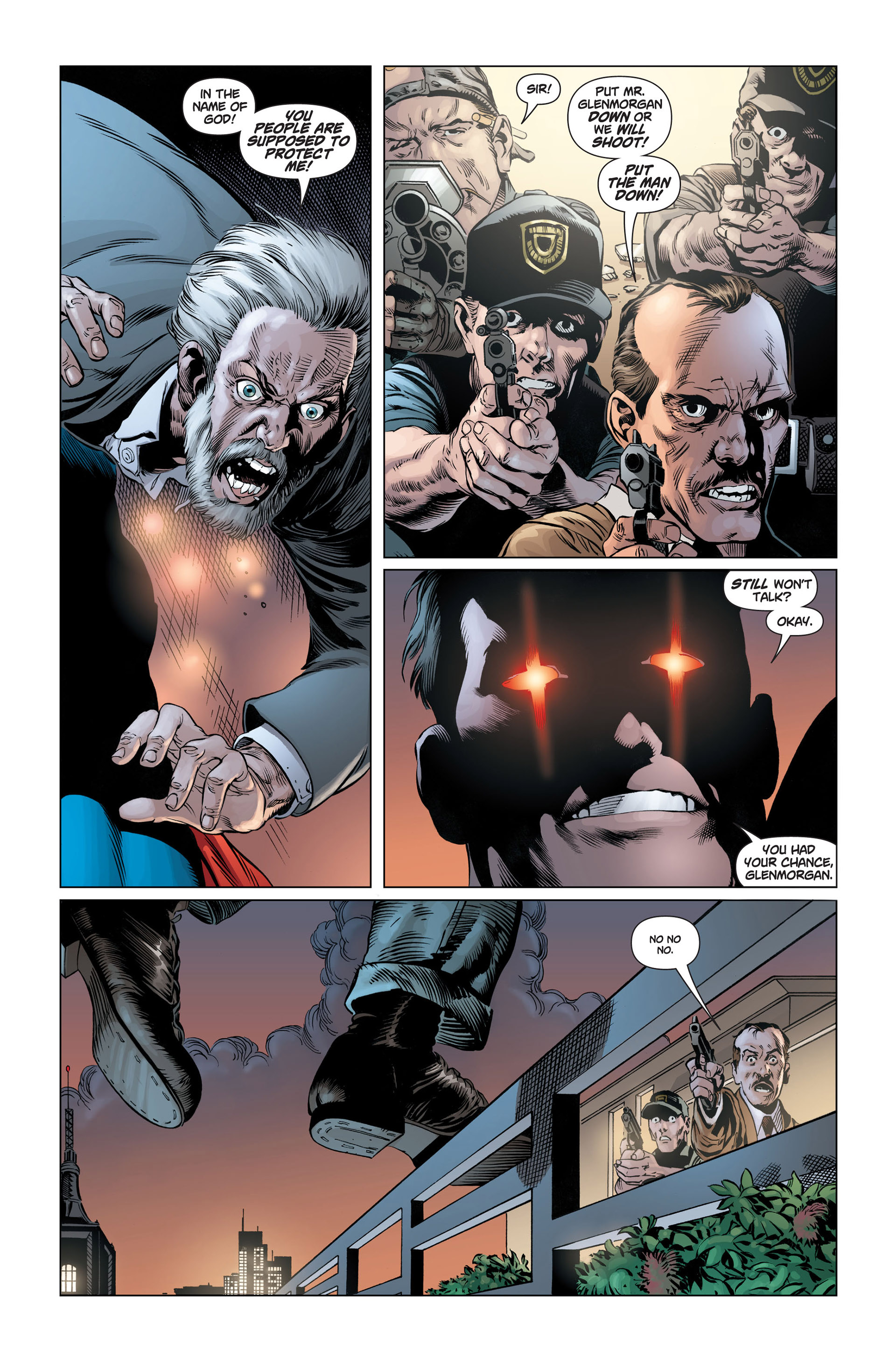 Read online Action Comics (2011) comic -  Issue #1 - 12