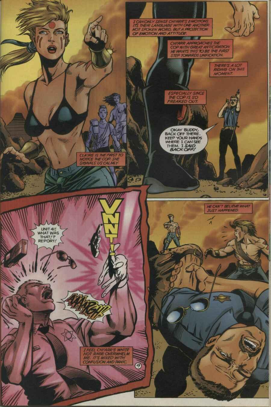 Read online Ultraverse Premiere comic -  Issue #2 - 25