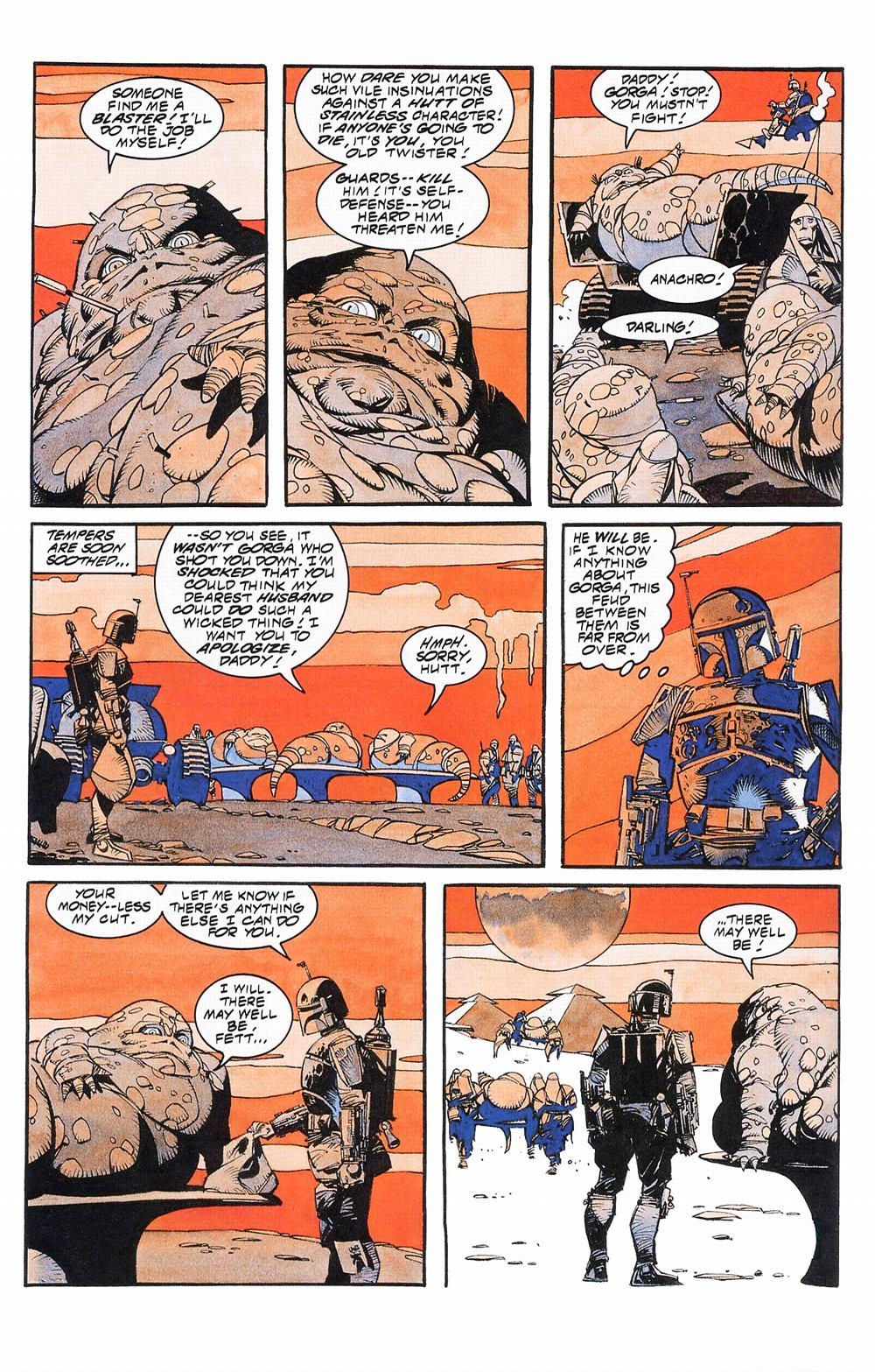 Read online Star Wars Omnibus comic -  Issue # Vol. 12 - 422