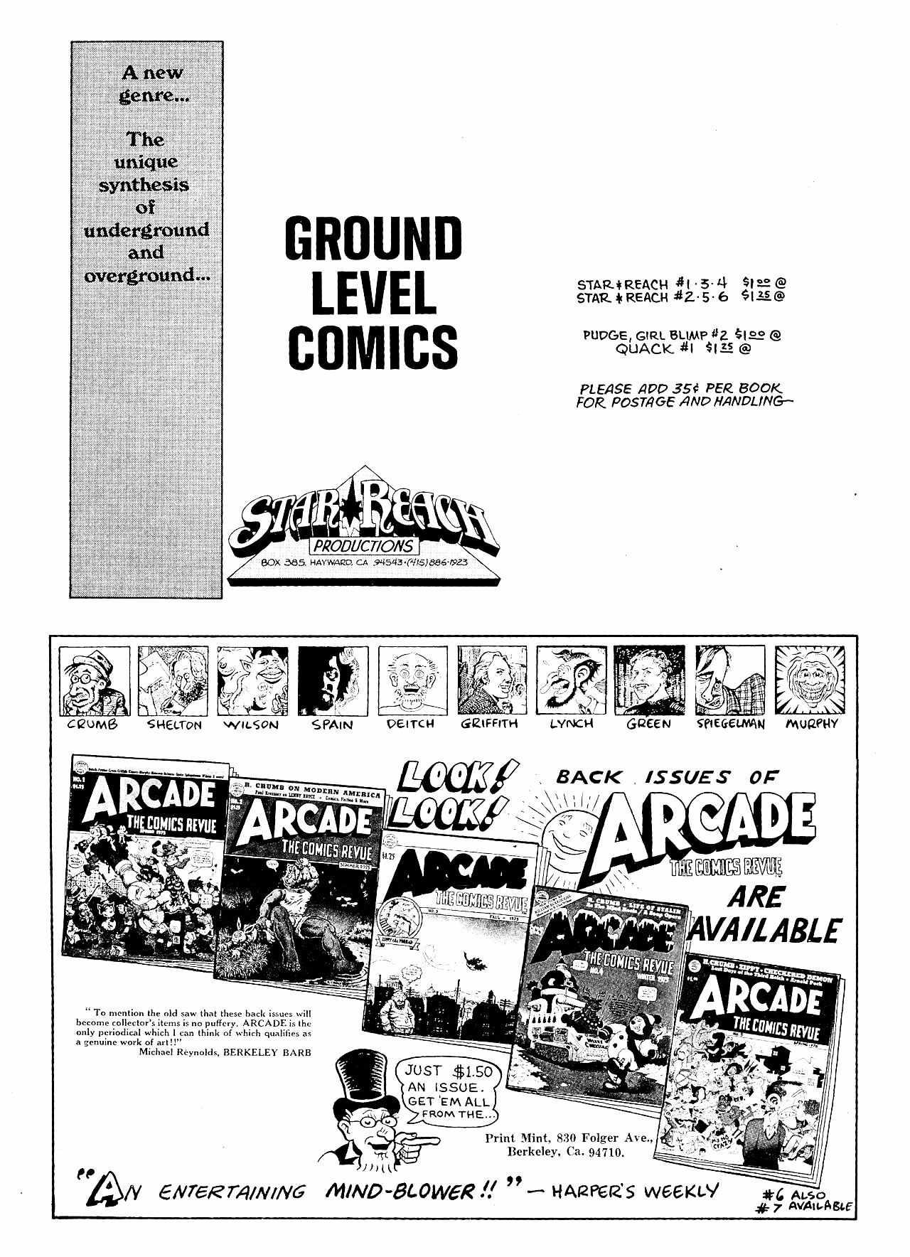 Read online Star*Reach comic -  Issue #6 - 51