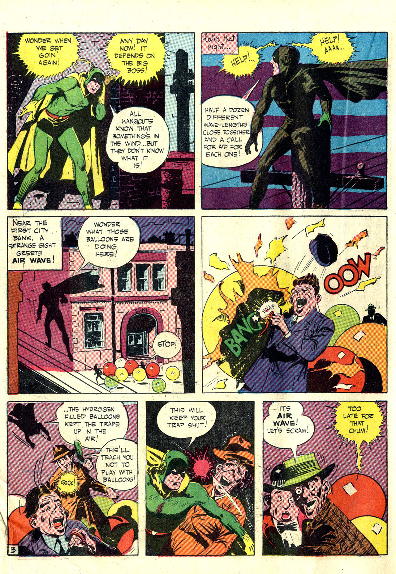 Read online Detective Comics (1937) comic -  Issue #78 - 40