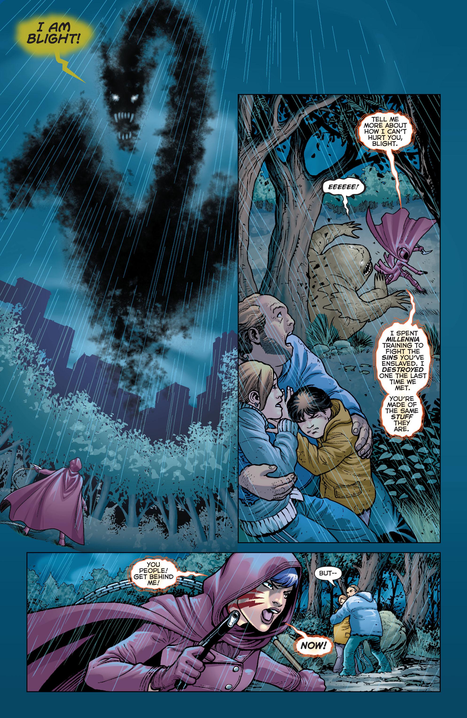 Read online Trinity of Sin: Pandora comic -  Issue #6 - 5