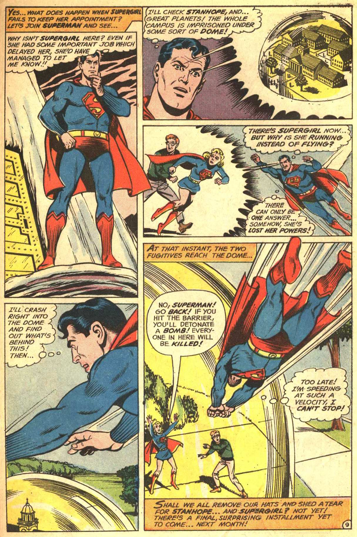 Read online Action Comics (1938) comic -  Issue #367 - 31