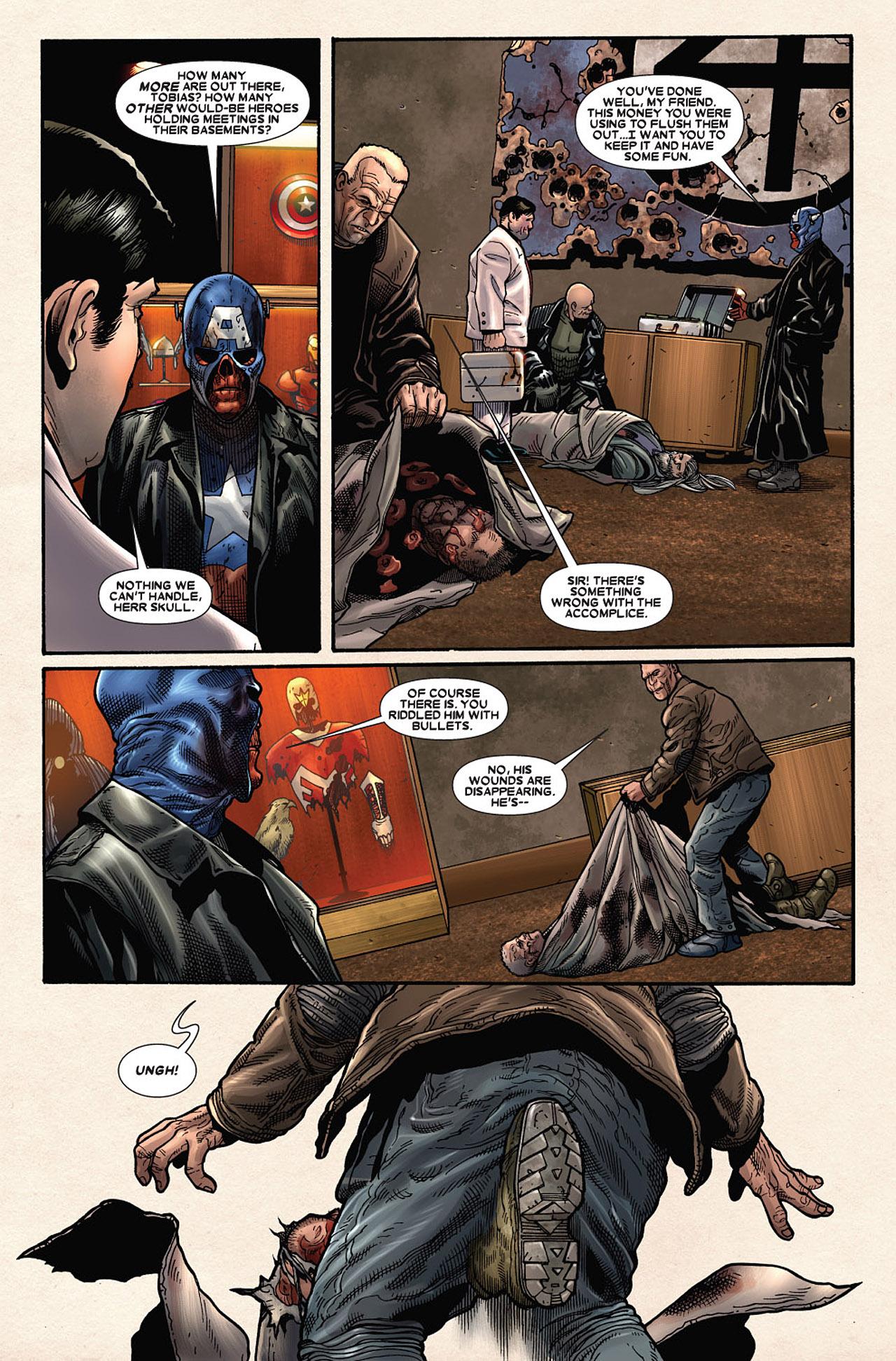Read online Wolverine: Old Man Logan comic -  Issue # Full - 145