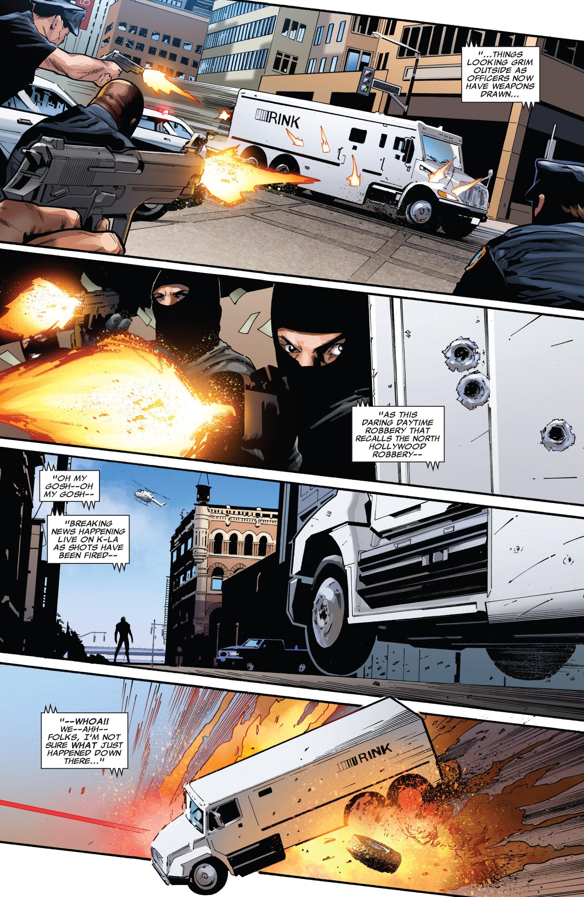 Read online Uncanny X-Men (1963) comic -  Issue #530 - 24