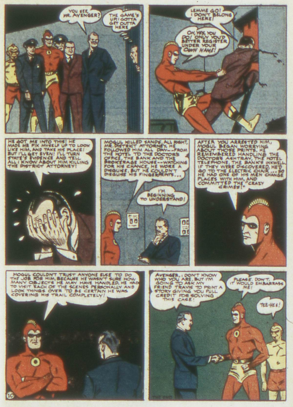 Detective Comics (1937) 62 Page 40