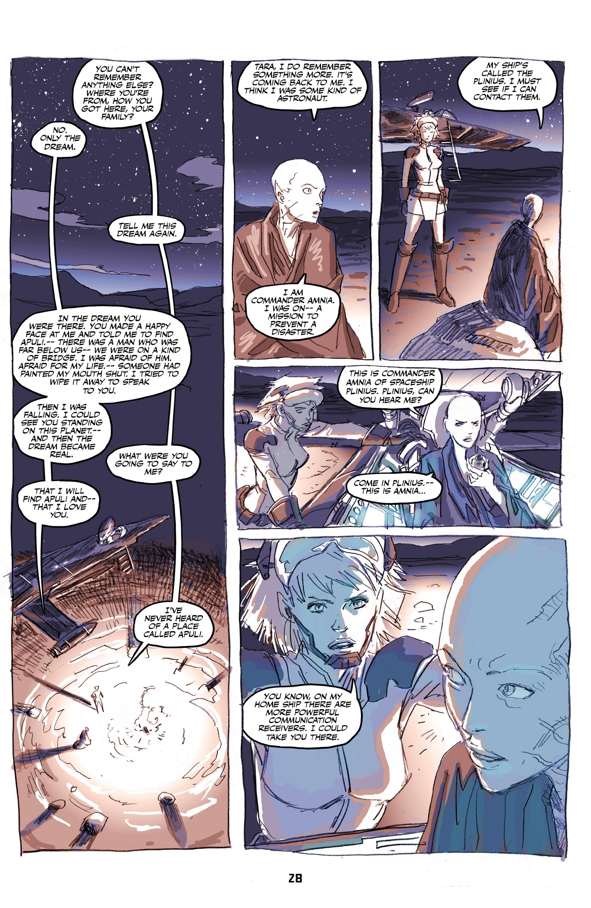 Read online Paklis comic -  Issue #1 - 29