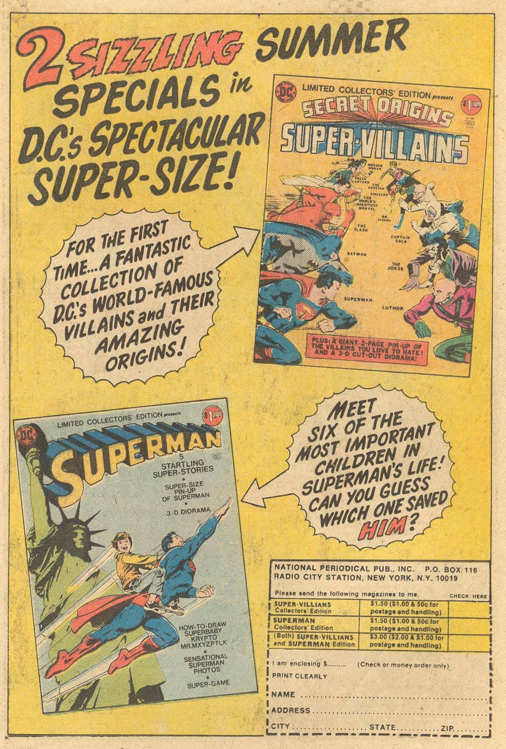 Read online Adventure Comics (1938) comic -  Issue #441 - 19