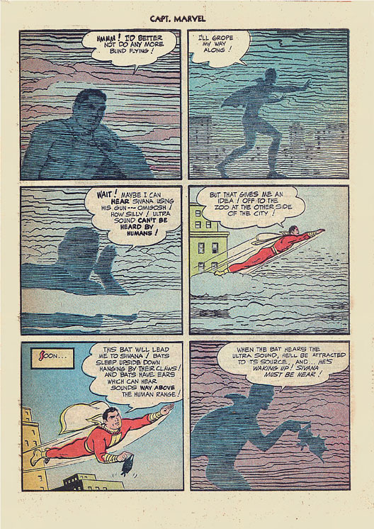 Captain Marvel Adventures issue 89 - Page 42