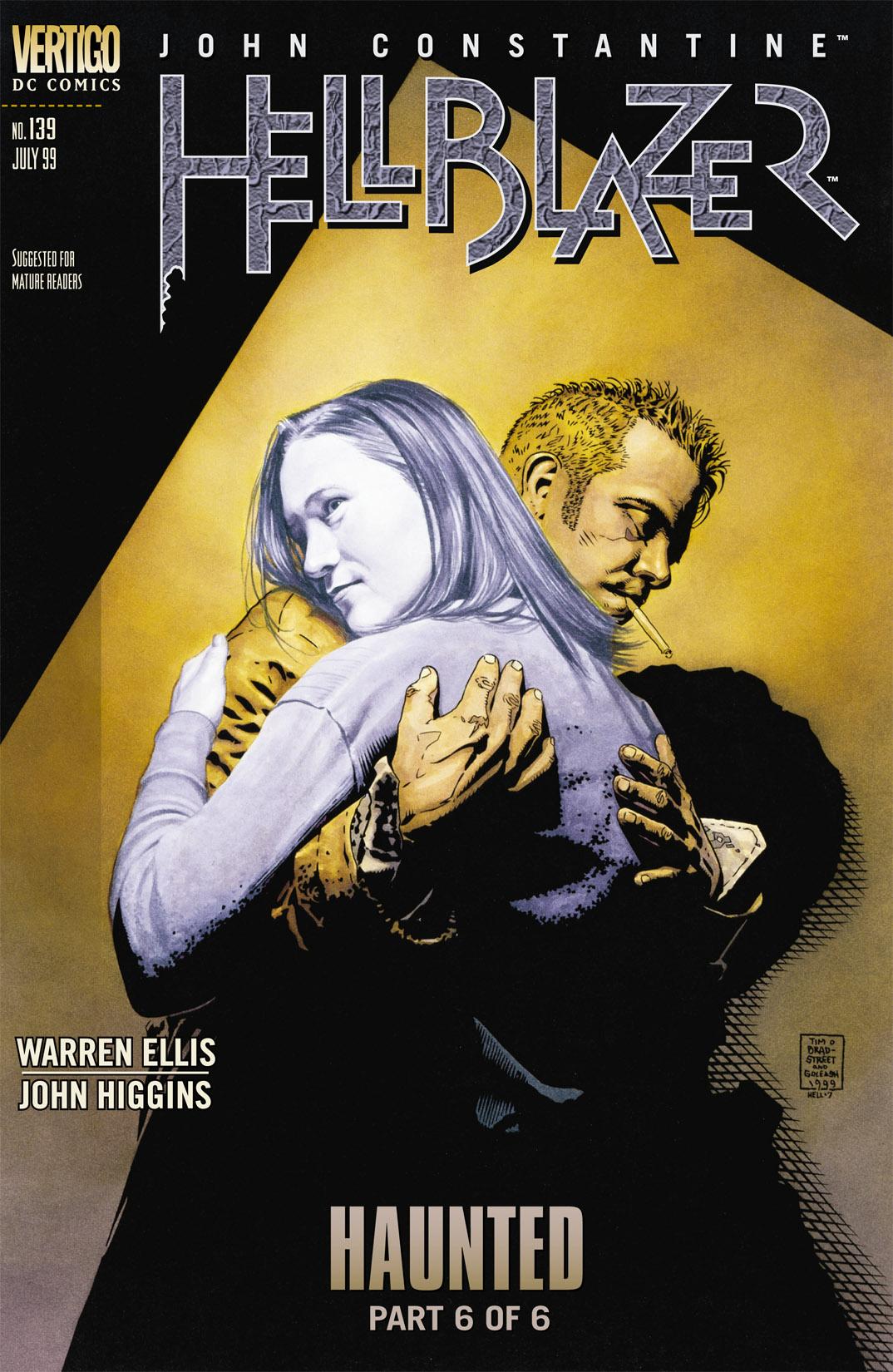 Hellblazer issue 139 - Page 1