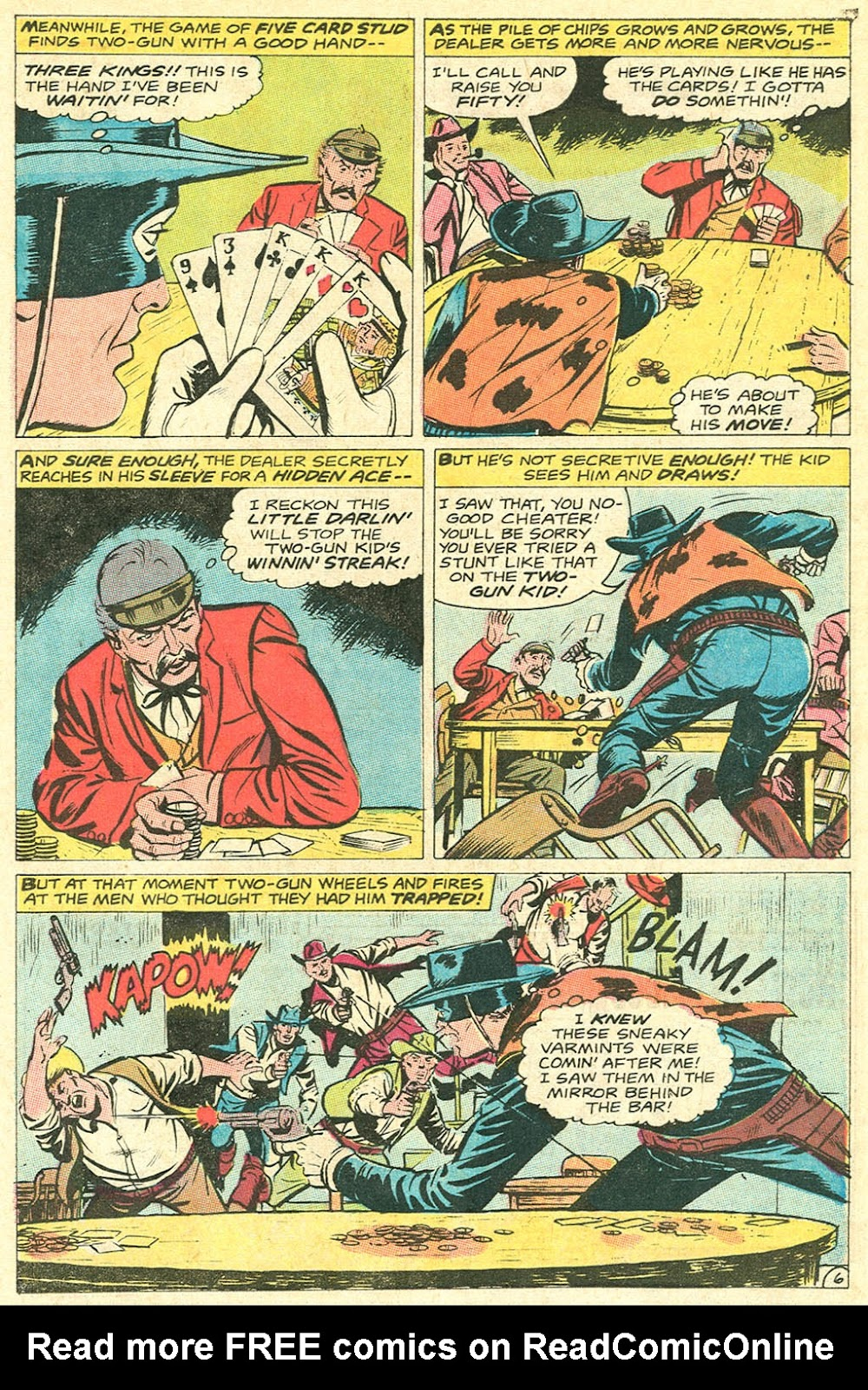 Kid Colt Outlaw issue 141 - Page 23