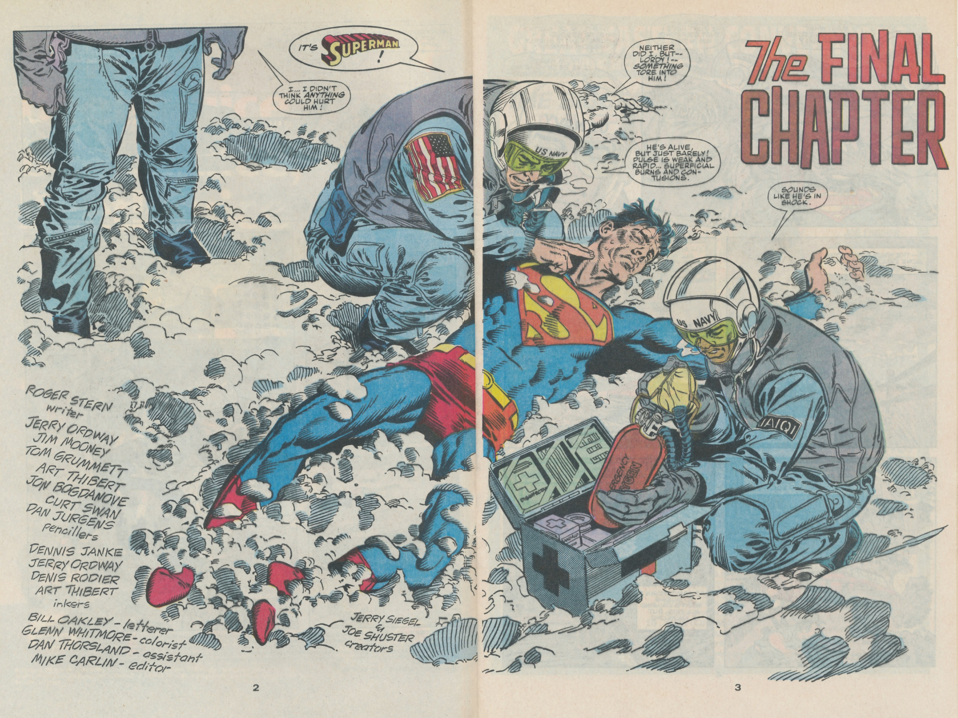 Action Comics (1938) 667 Page 3