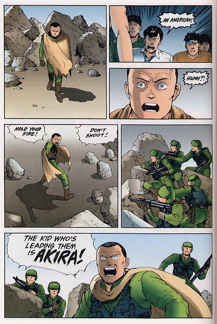 Read online Akira comic -  Issue #31 - 59