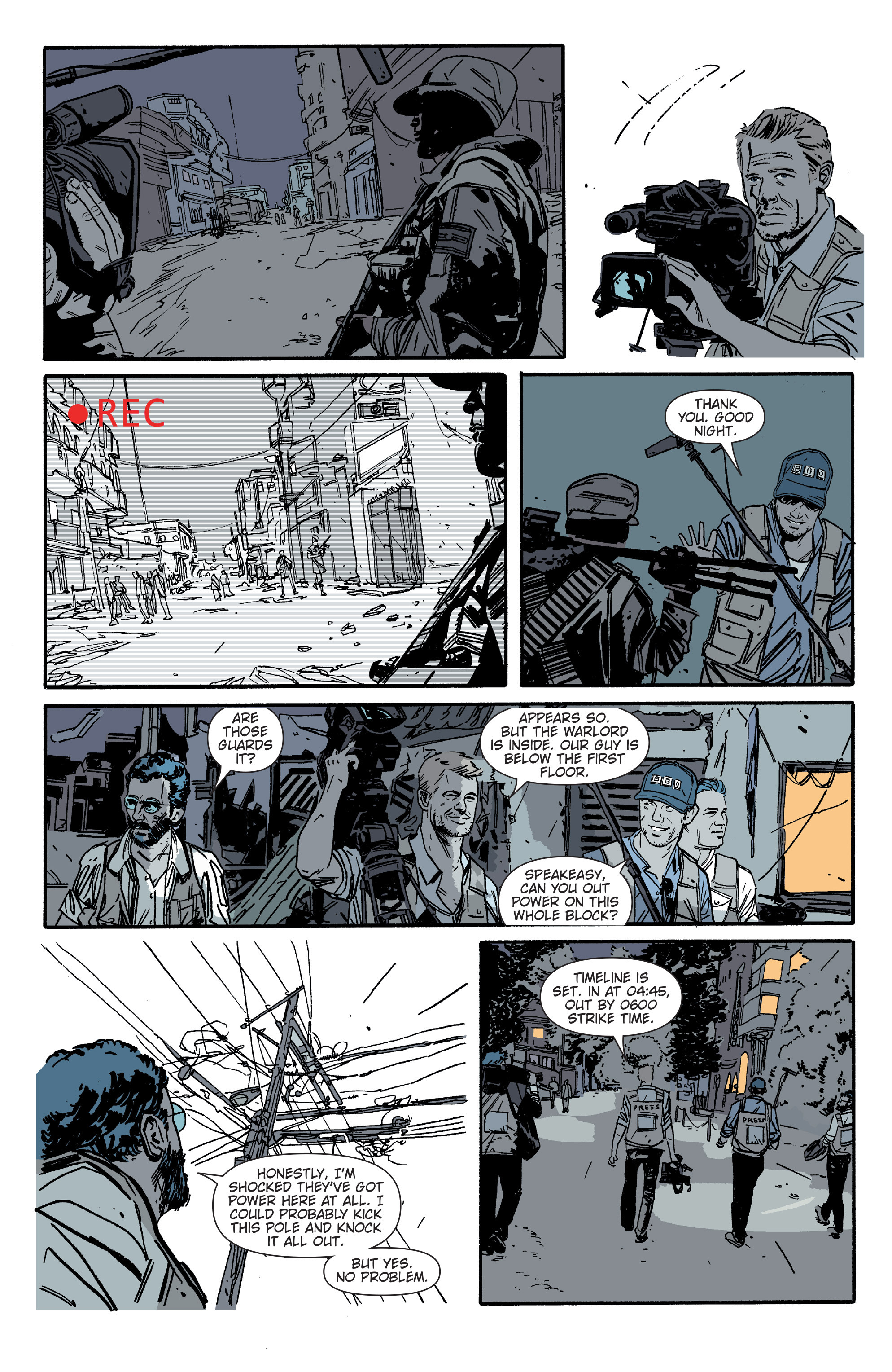 Read online The Activity comic -  Issue #9 - 10