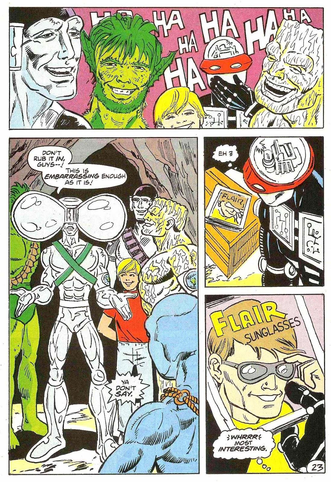 Read online Zen Intergalactic Ninja (1992) comic -  Issue #2 - 21