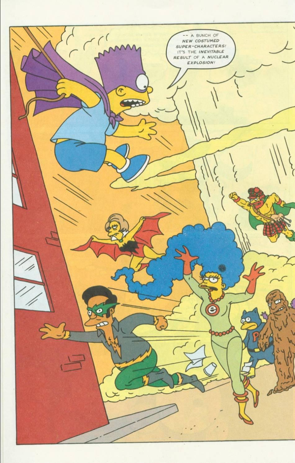 Read online Simpsons Comics comic -  Issue #5 - 15