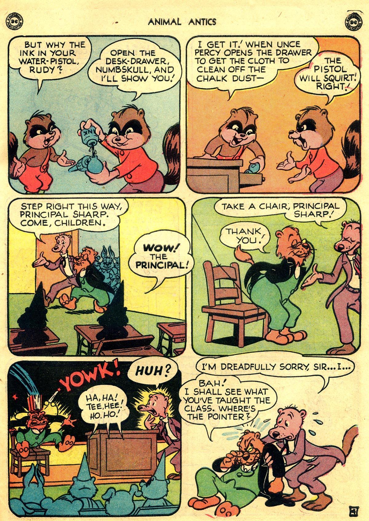 Read online Animal Antics comic -  Issue #10 - 47