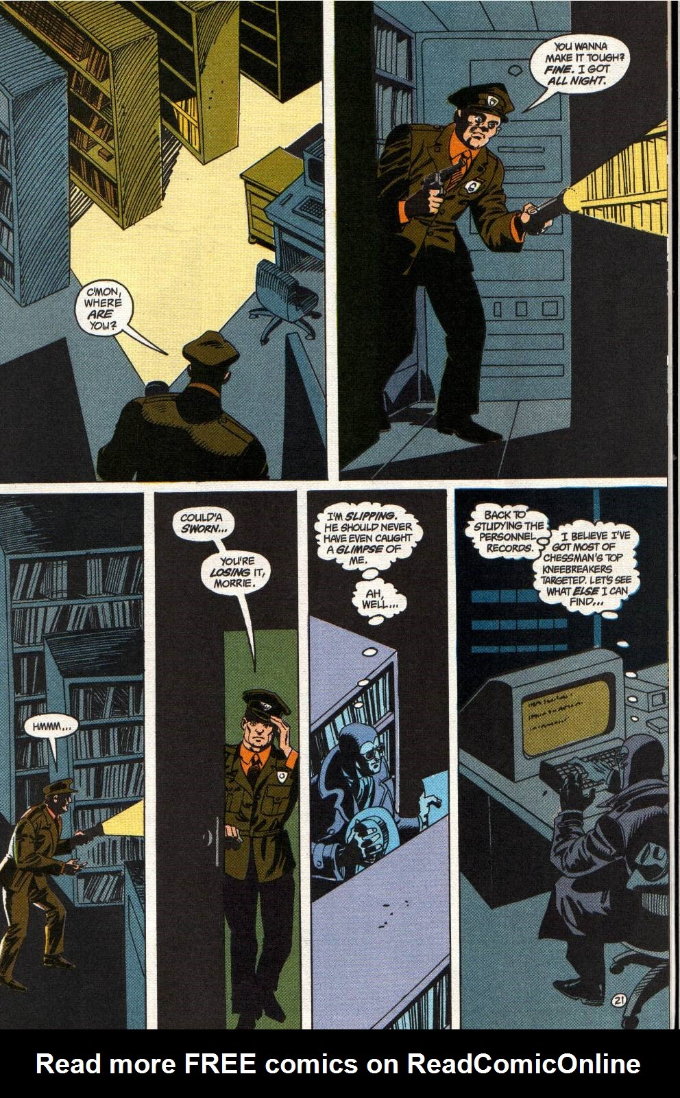 Read online The Phantom (1988) comic -  Issue #3 - 22