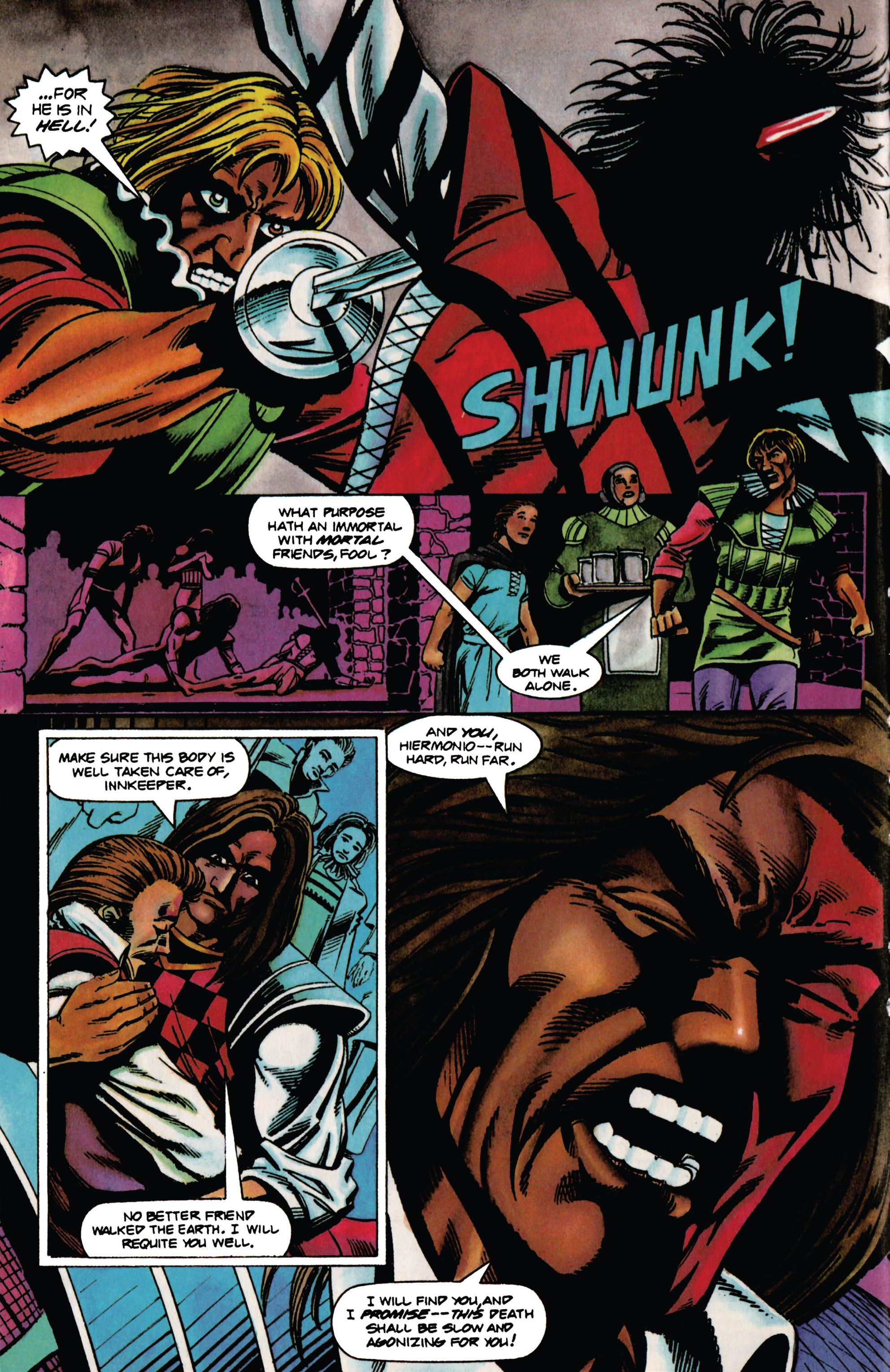Read online Eternal Warrior (1992) comic -  Issue #30 - 6