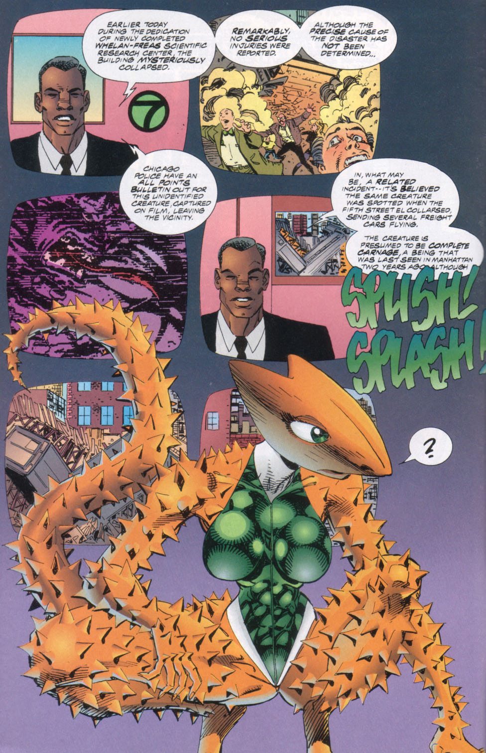 The Savage Dragon (1993) Issue #22 #25 - English 5