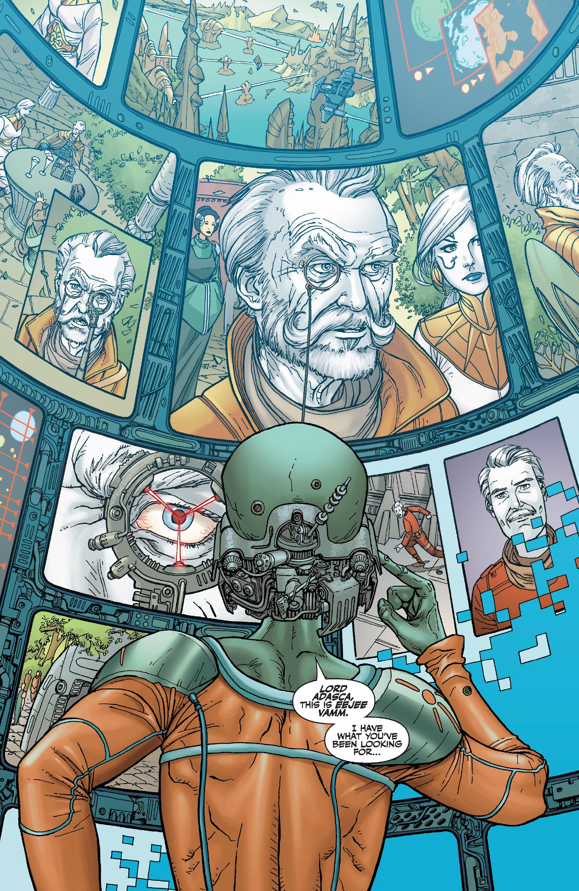 Read online Star Wars Omnibus comic -  Issue # Vol. 29 - 276