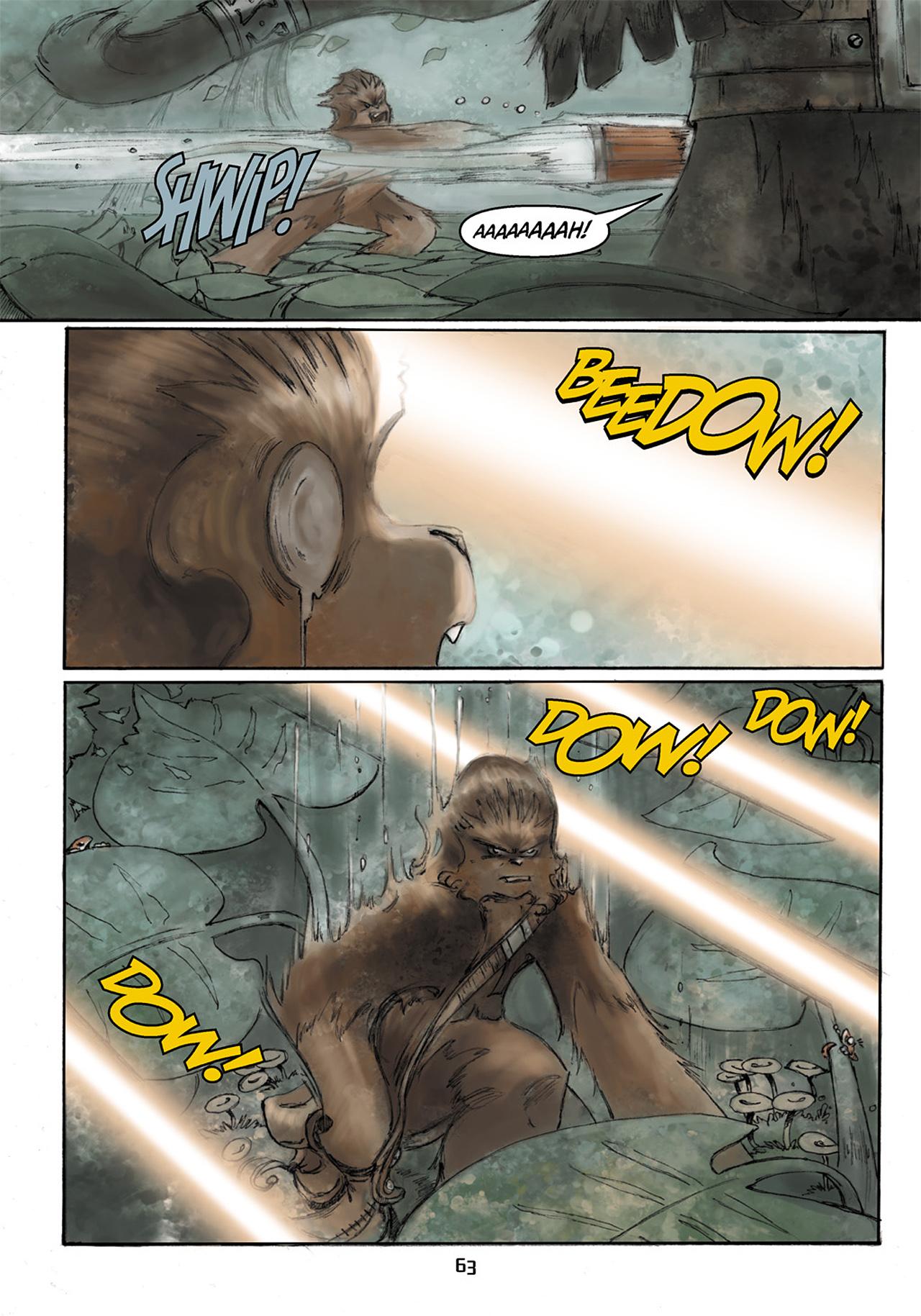 Read online Star Wars Omnibus comic -  Issue # Vol. 33 - 461