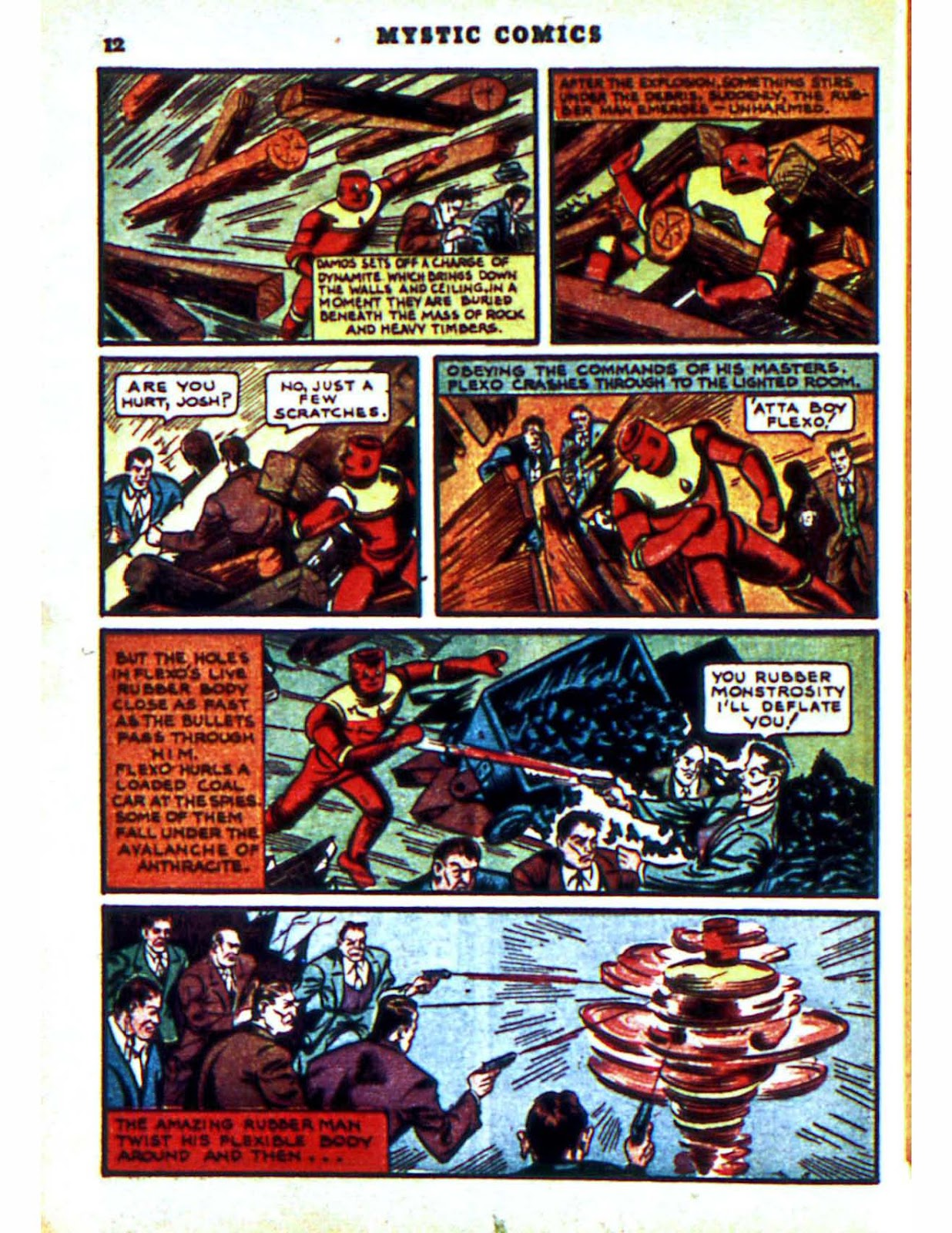Mystic Comics (1940) issue 2 - Page 14