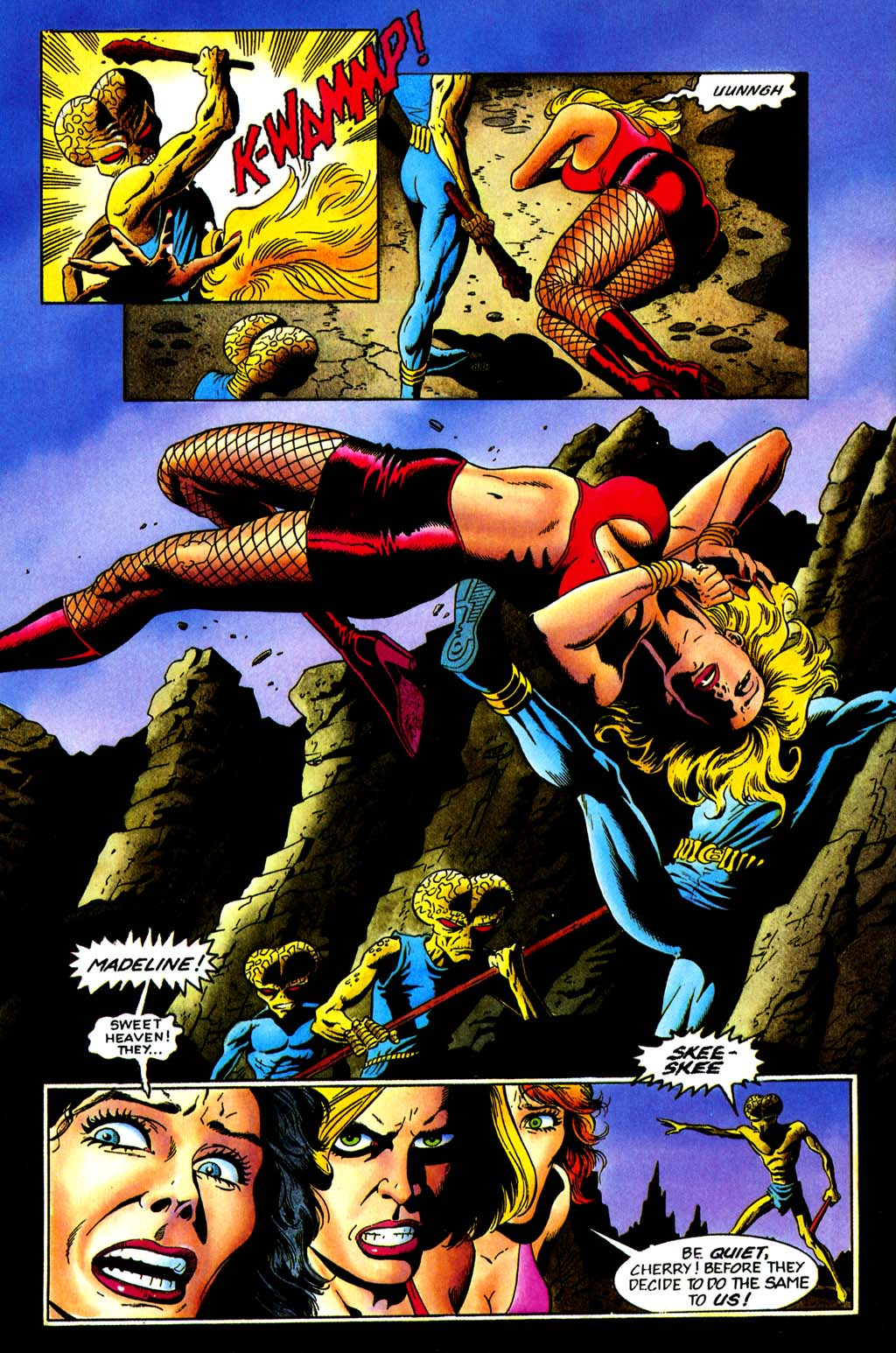 Read online Turok, Dinosaur Hunter (1993) comic -  Issue #32 - 18