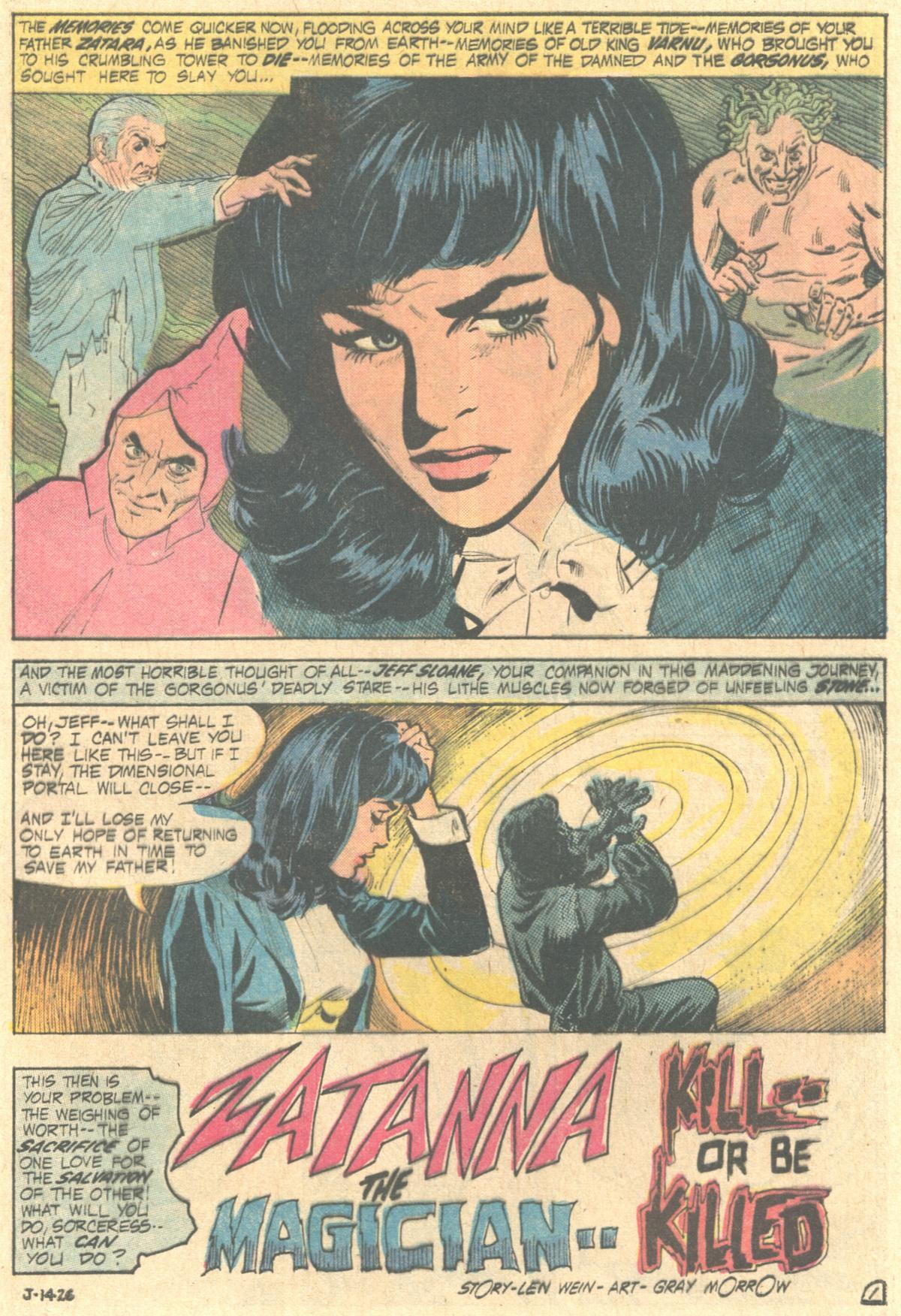 Read online Adventure Comics (1938) comic -  Issue #415 - 41