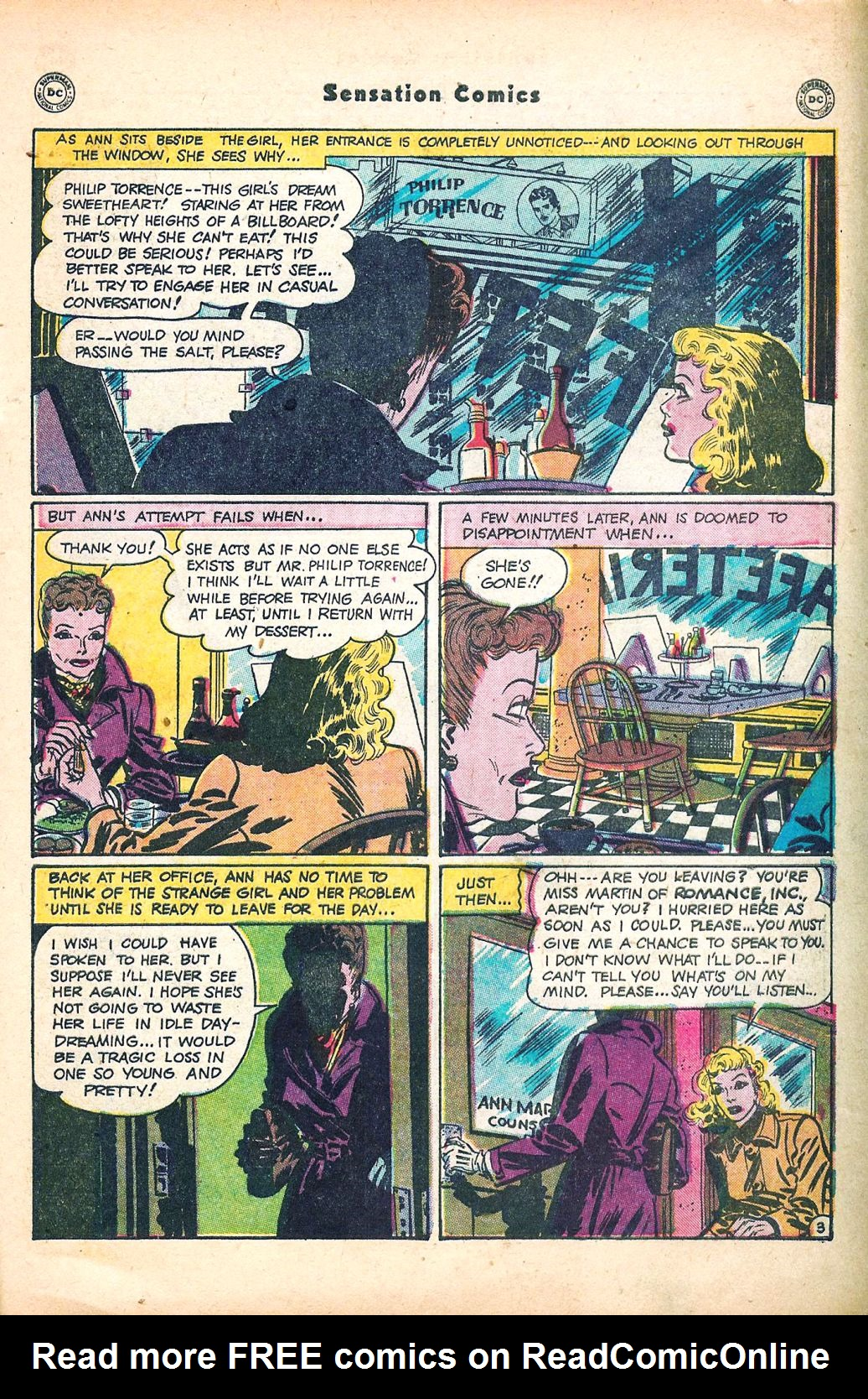Read online Sensation (Mystery) Comics comic -  Issue #95 - 39