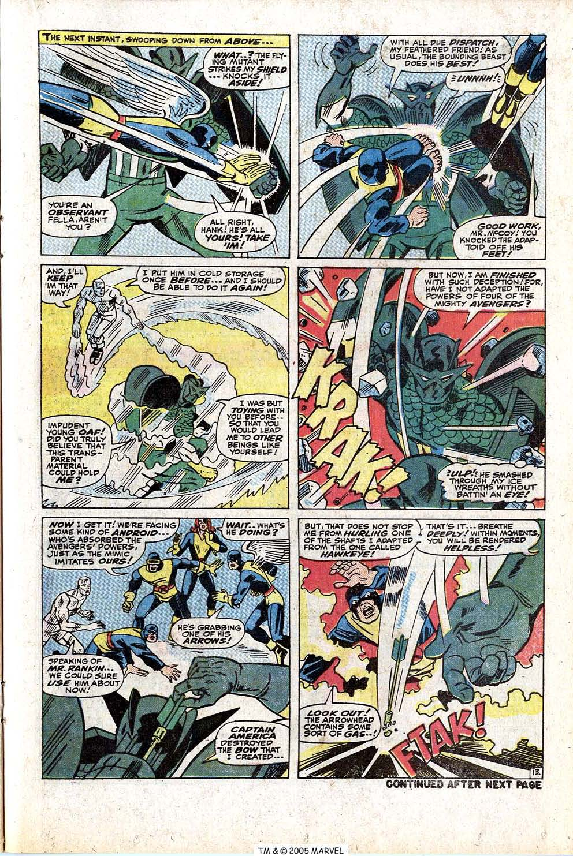 Read online Uncanny X-Men (1963) comic -  Issue #77 - 21