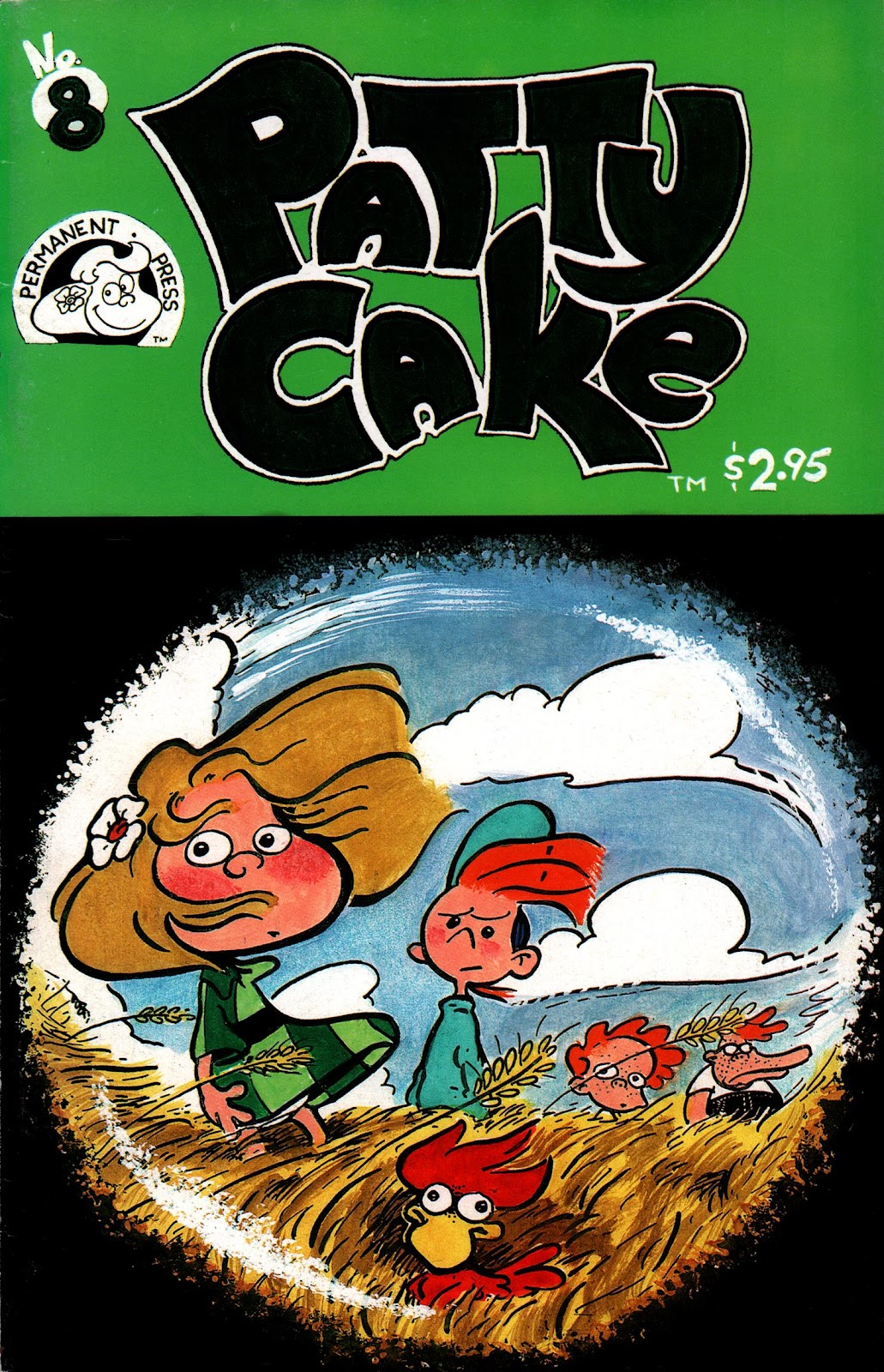 Read online Patty Cake comic -  Issue #8 - 1