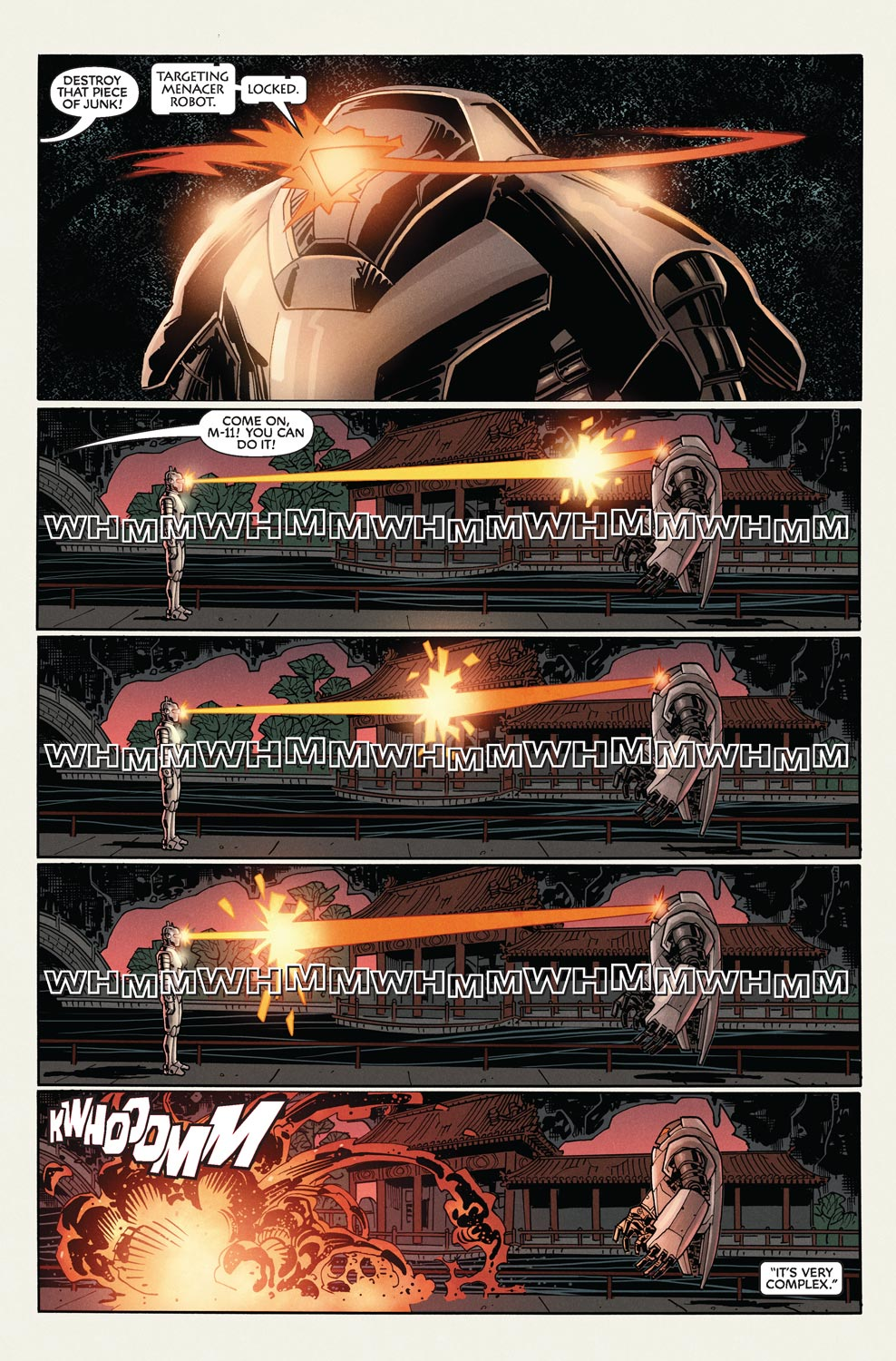 Read online Agents Of Atlas (2009) comic -  Issue #9 - 12