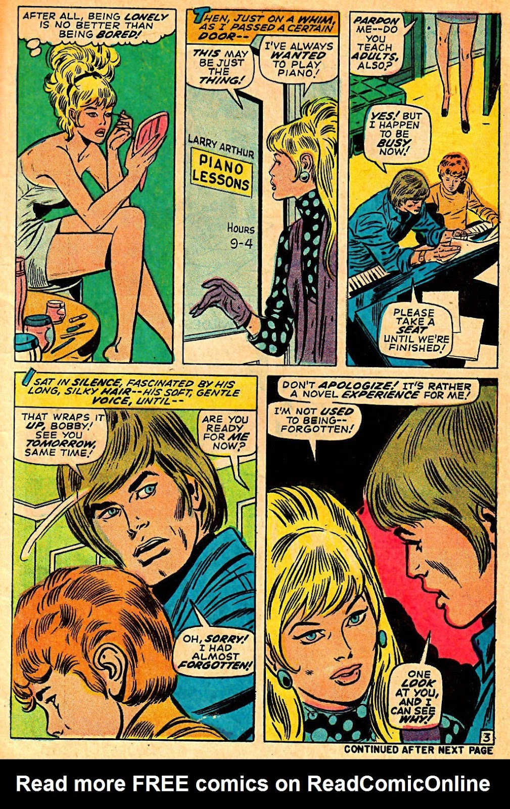 My Love (1969) issue 7 - Page 5