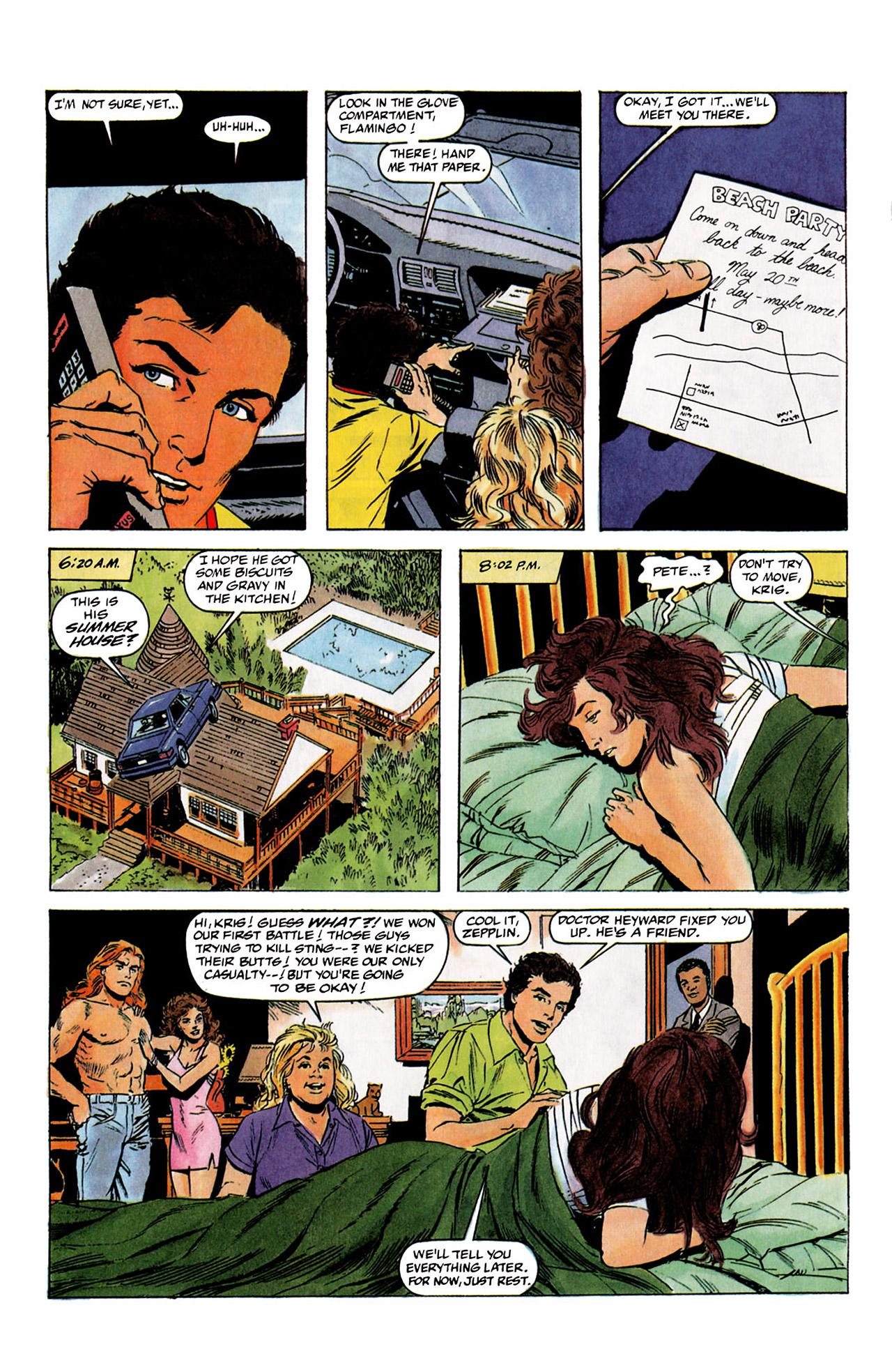 Read online Harbinger (1992) comic -  Issue #2 - 7