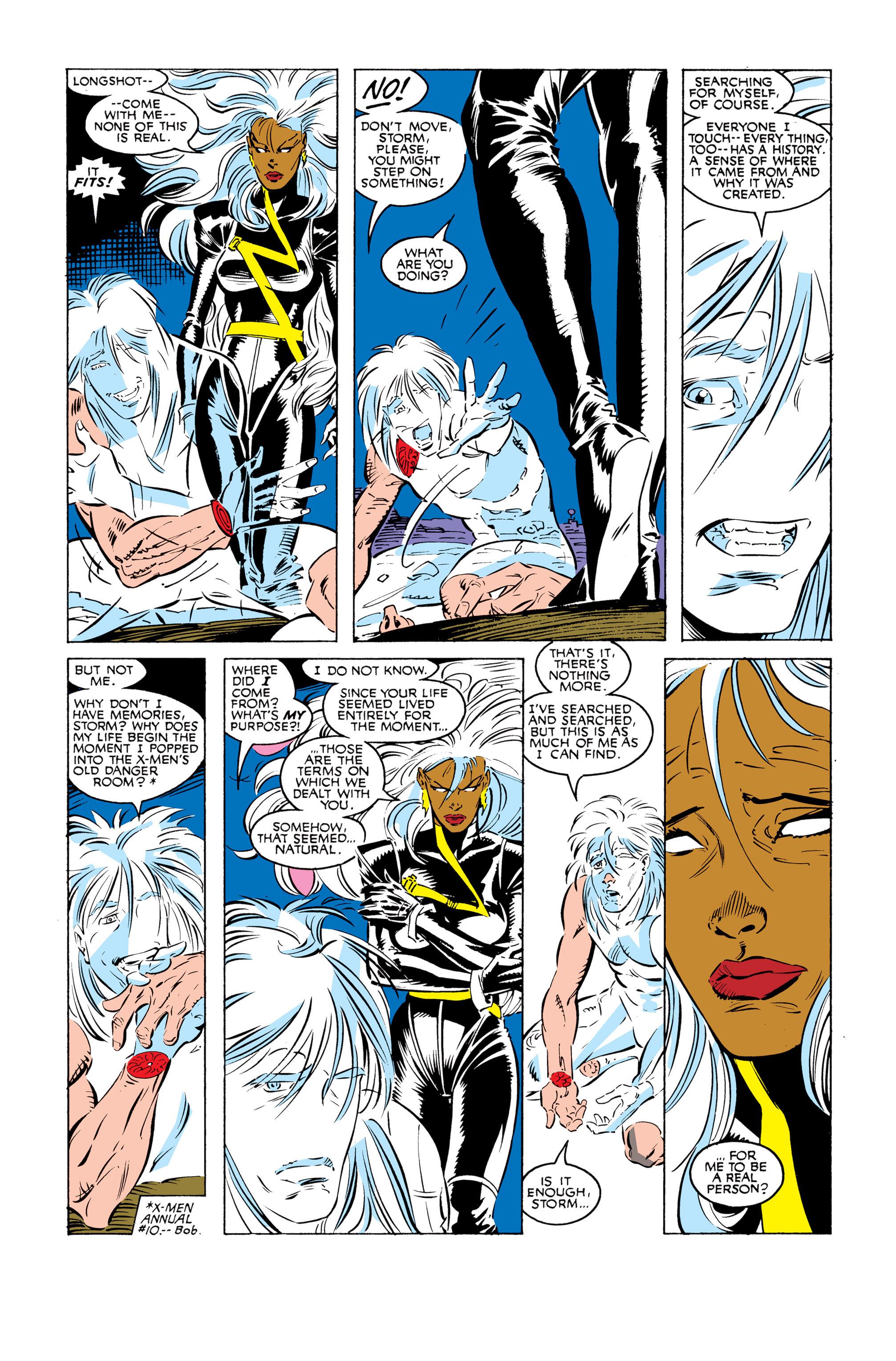 Read online Uncanny X-Men (1963) comic -  Issue #248 - 8