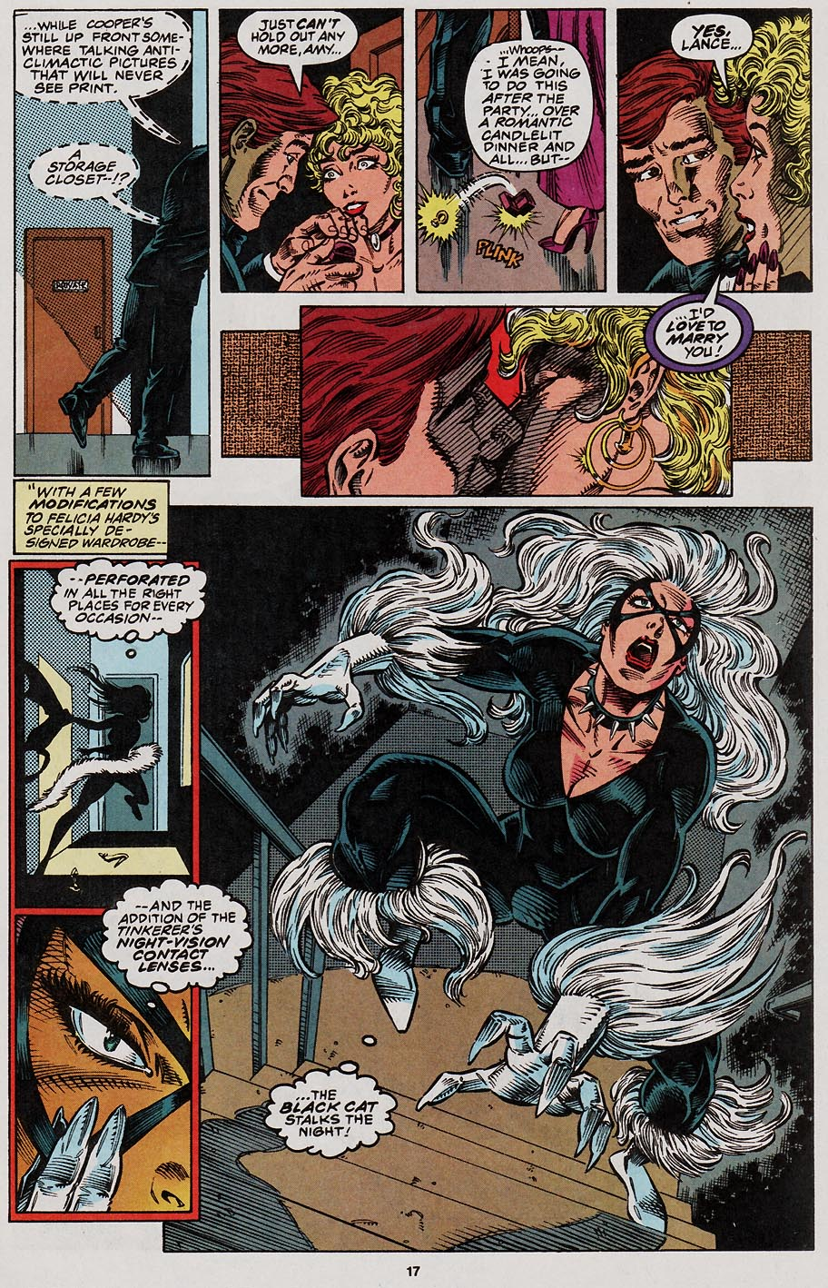 Web of Spider-Man (1985) Issue #113 #123 - English 14