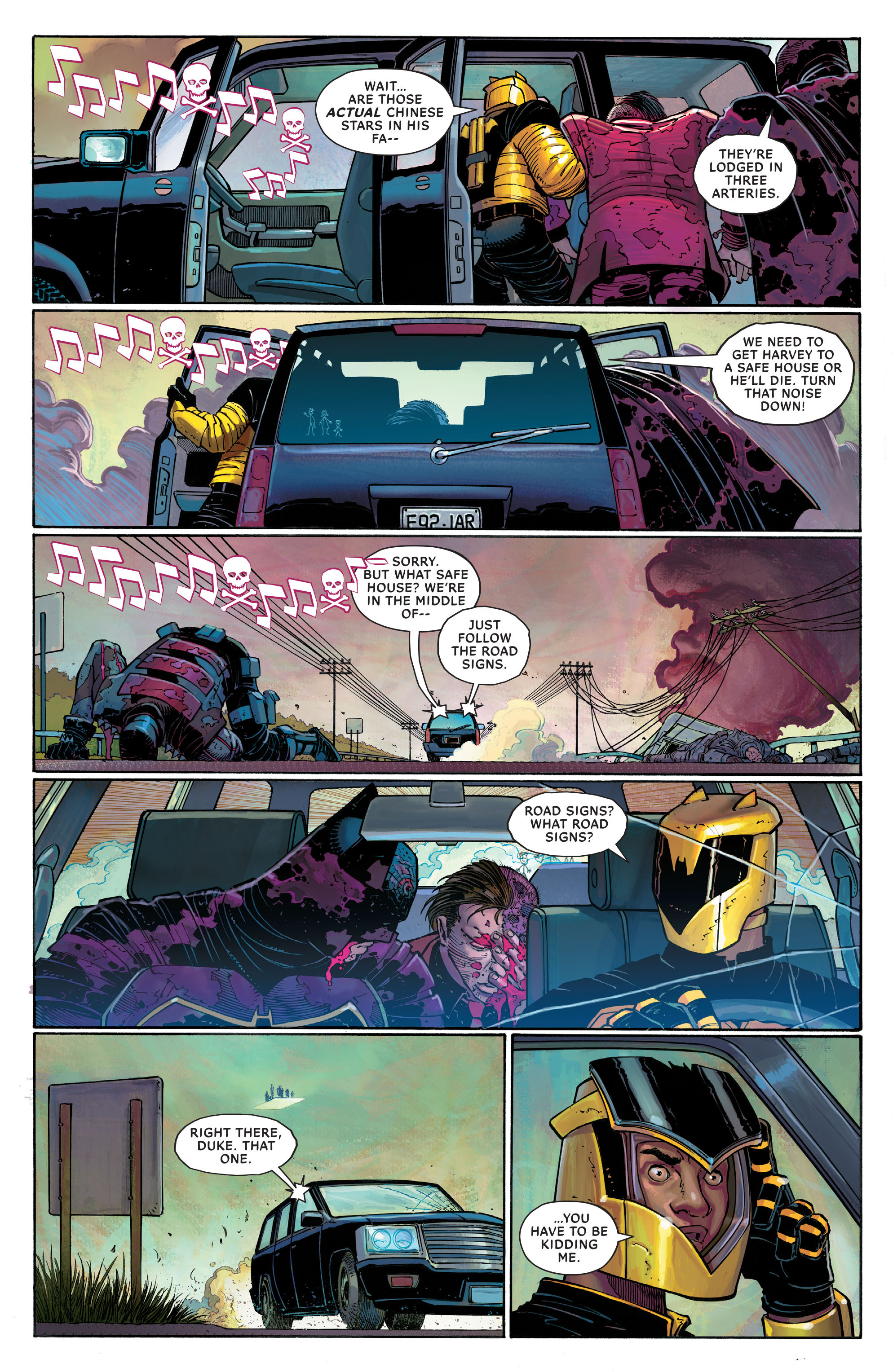 Read online All-Star Batman comic -  Issue #3 - 14