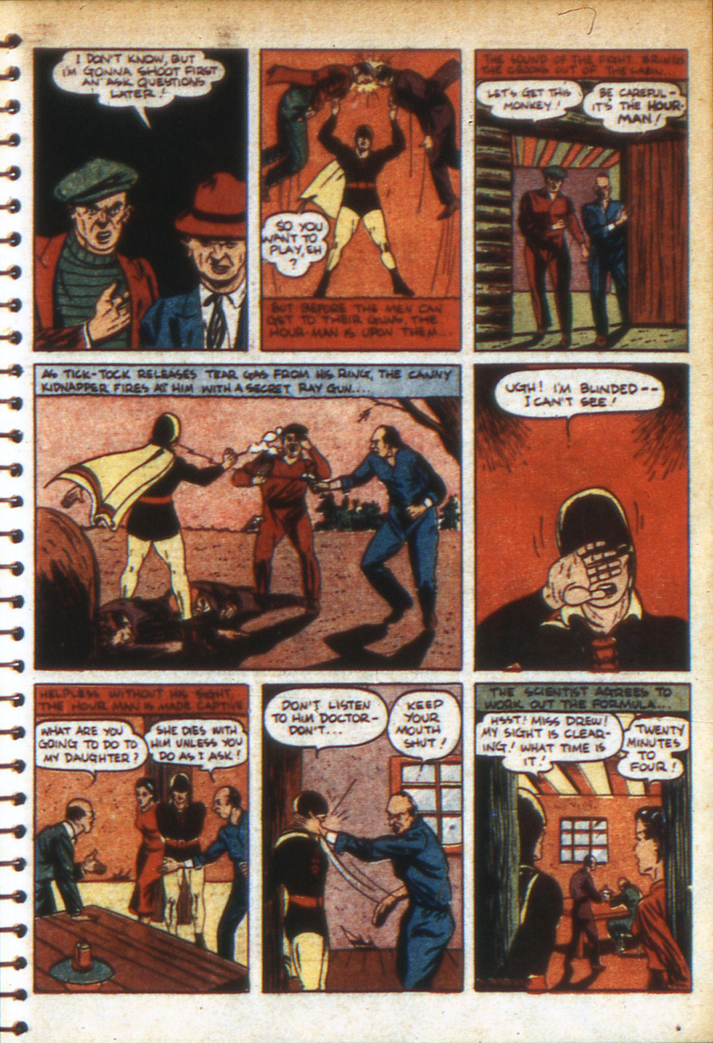 Read online Adventure Comics (1938) comic -  Issue #49 - 7