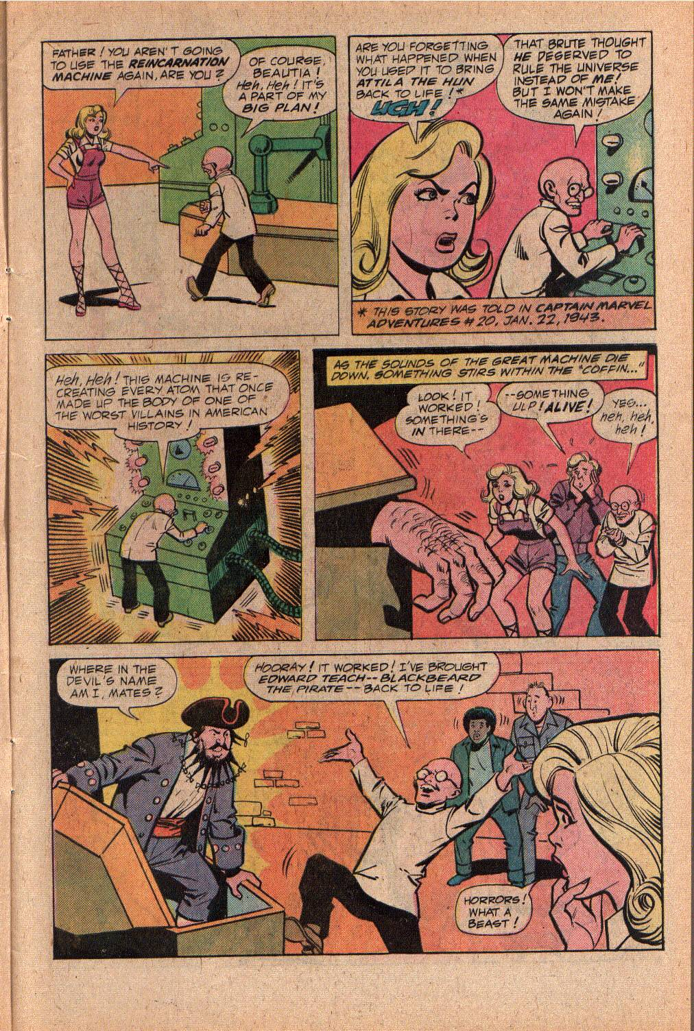 Read online Shazam! (1973) comic -  Issue #27 - 5