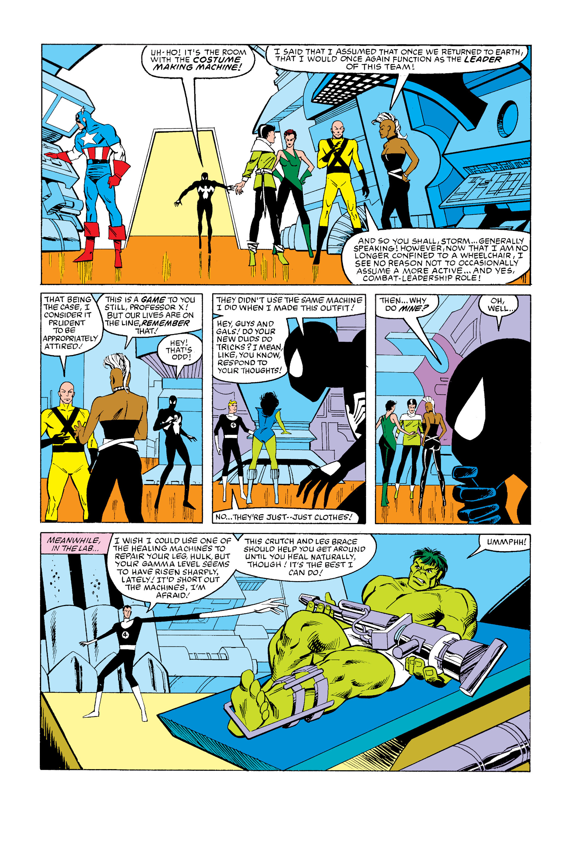 Read online Secret Wars (1985) comic -  Issue #12 - 37