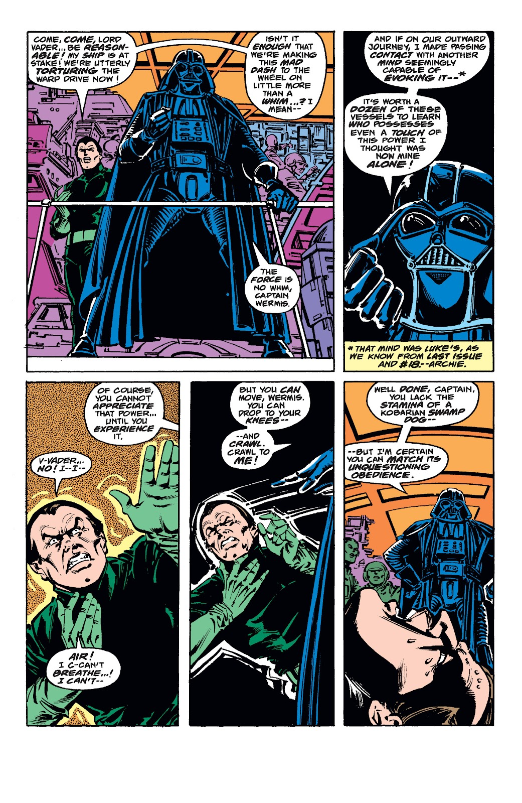 Read online Star Wars Legends: The Original Marvel Years - Epic Collection comic -  Issue # TPB 1 (Part 4) - 97
