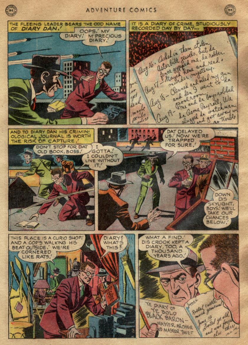 Read online Adventure Comics (1938) comic -  Issue #145 - 14