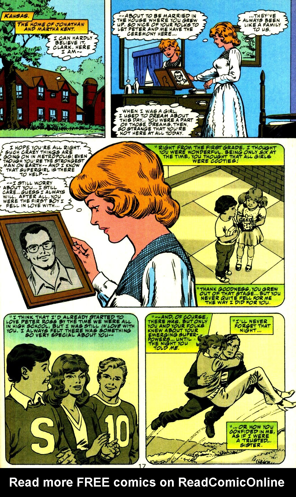 Read online Action Comics (1938) comic -  Issue #700 - 18