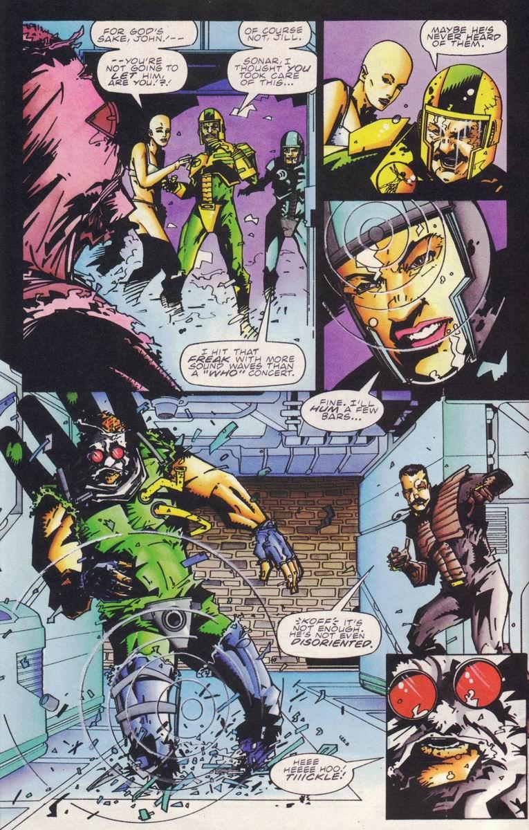 Read online Secret Weapons comic -  Issue #18 - 3